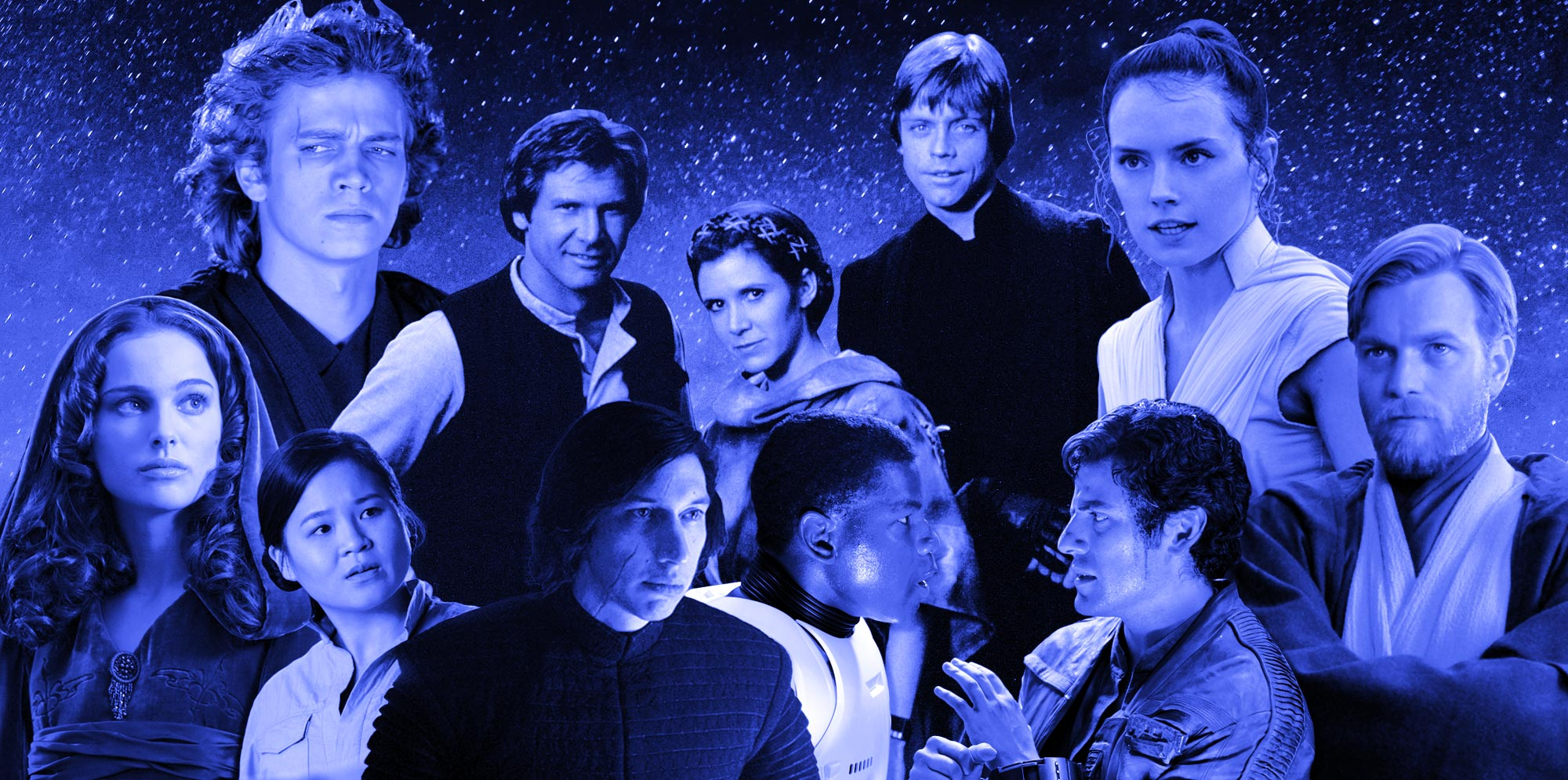 Ranking the Star Wars films