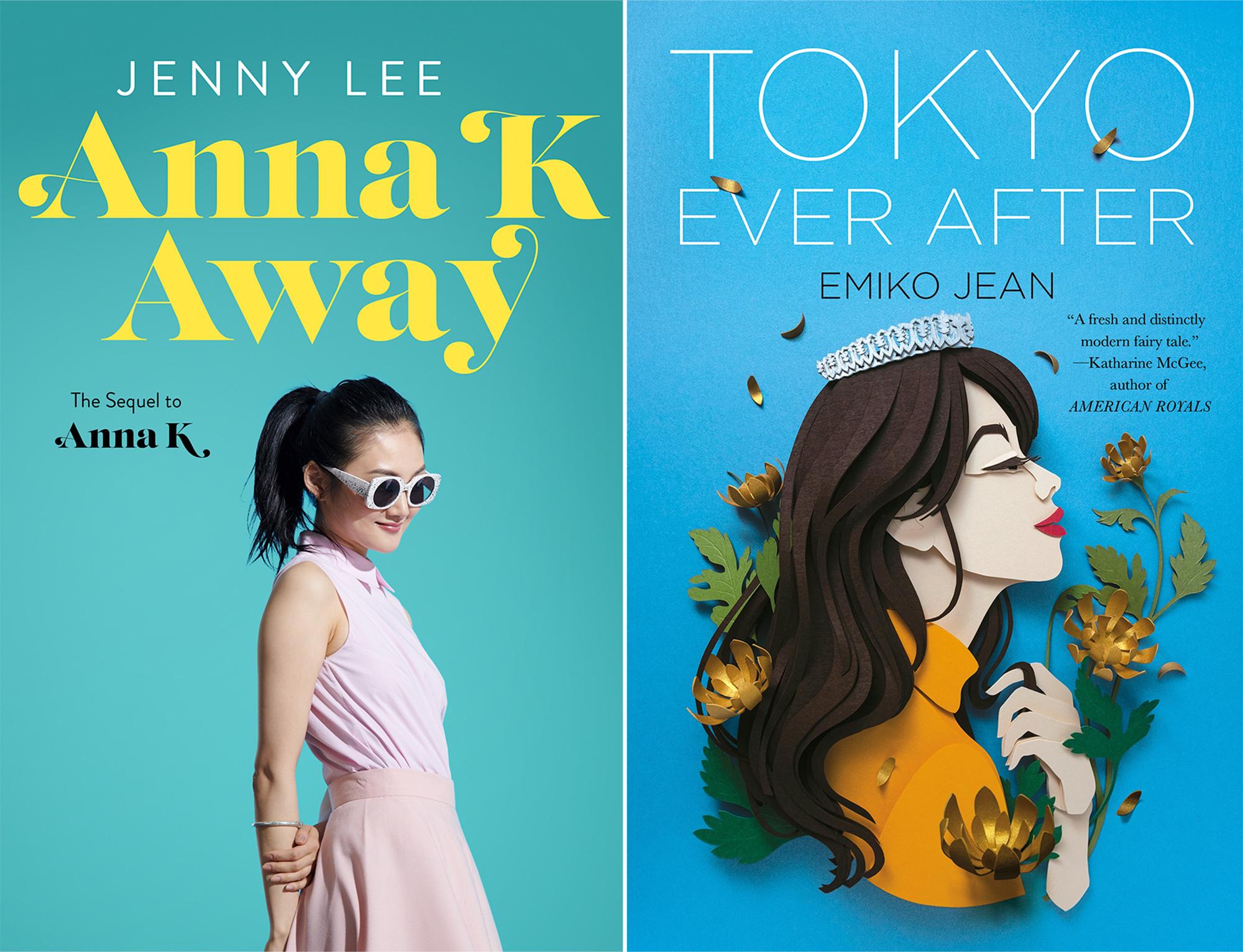 Anna K Away, Tokyo Ever After