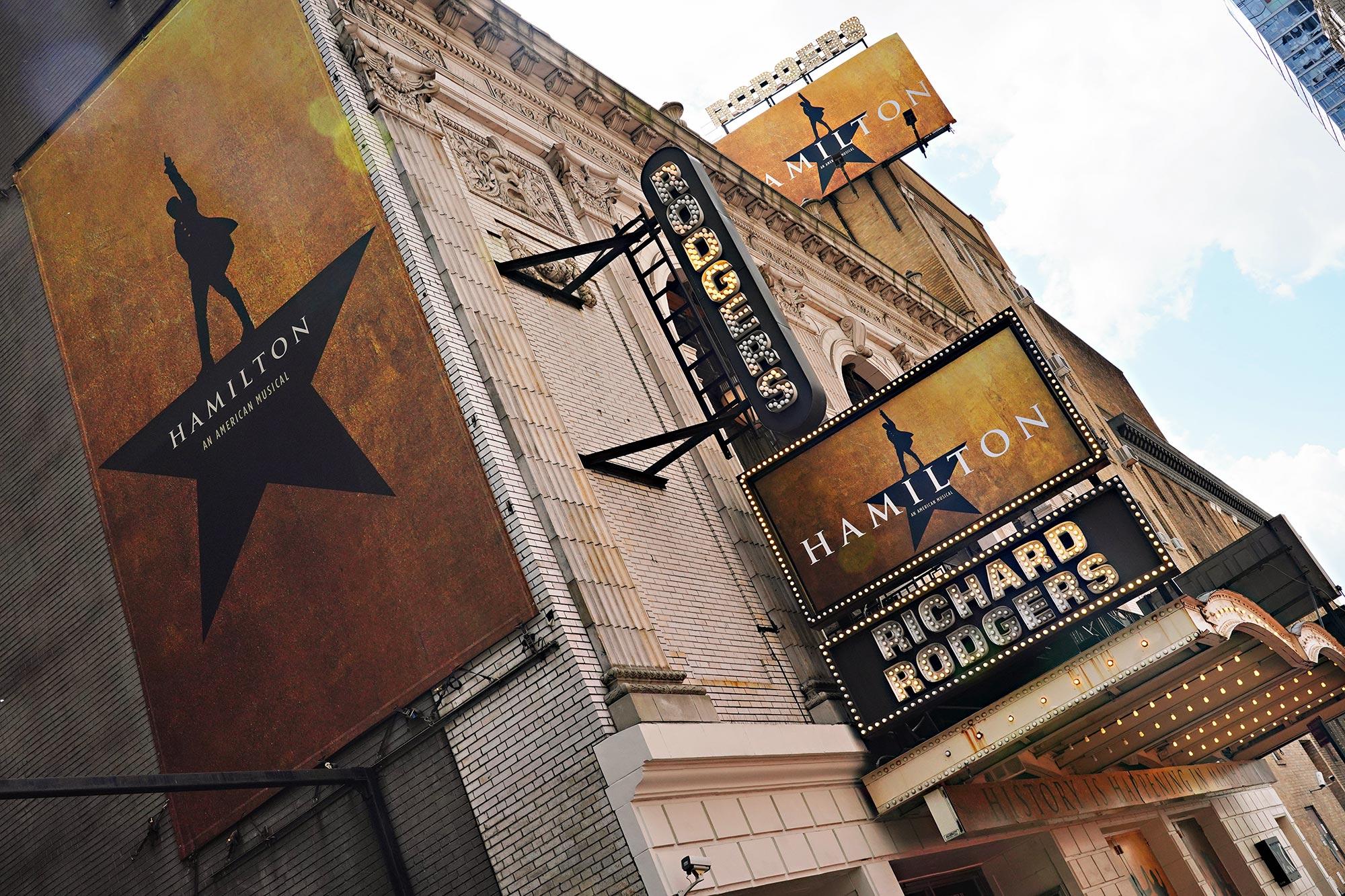 Broadway returning