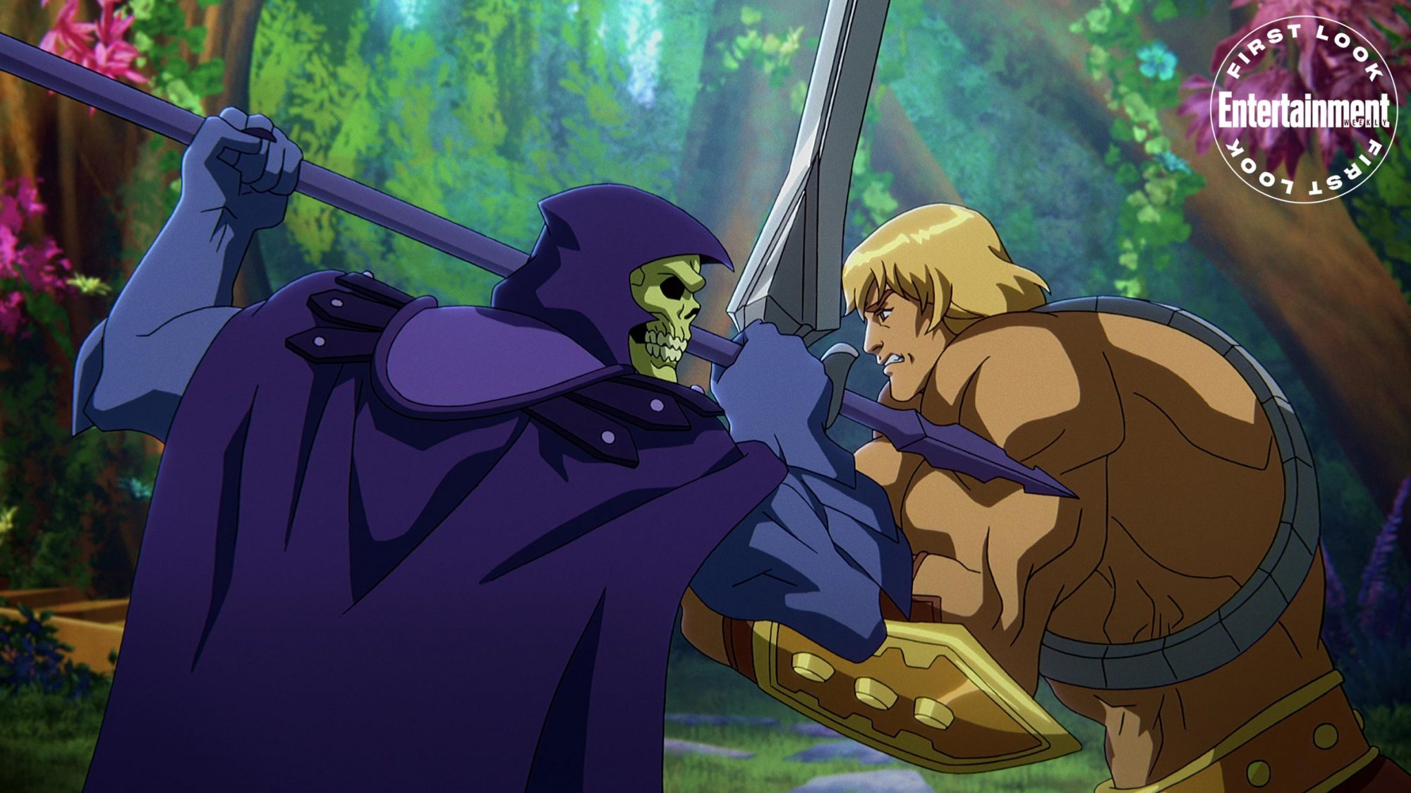 Summer TV Preview Masters of the Universe: Revelation
