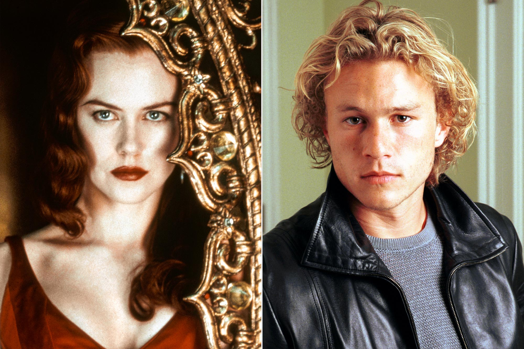 Moulin Rouge; Heath Ledger