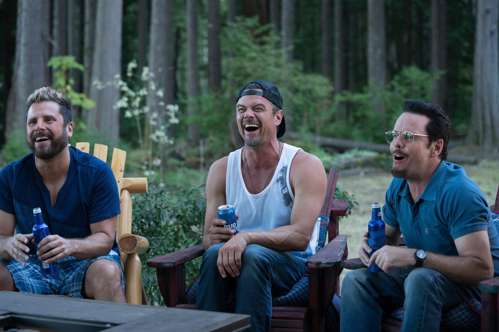Josh Duhamel Role Call BUDDY GAMES