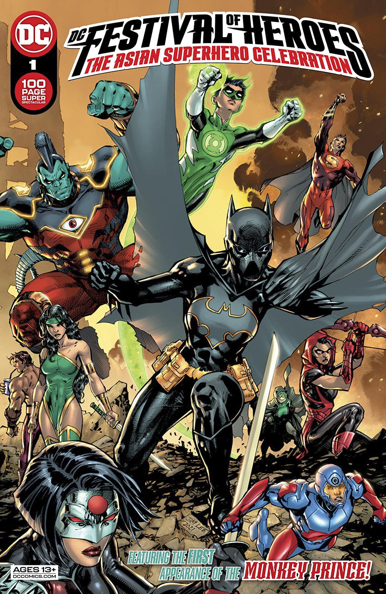 May Comics