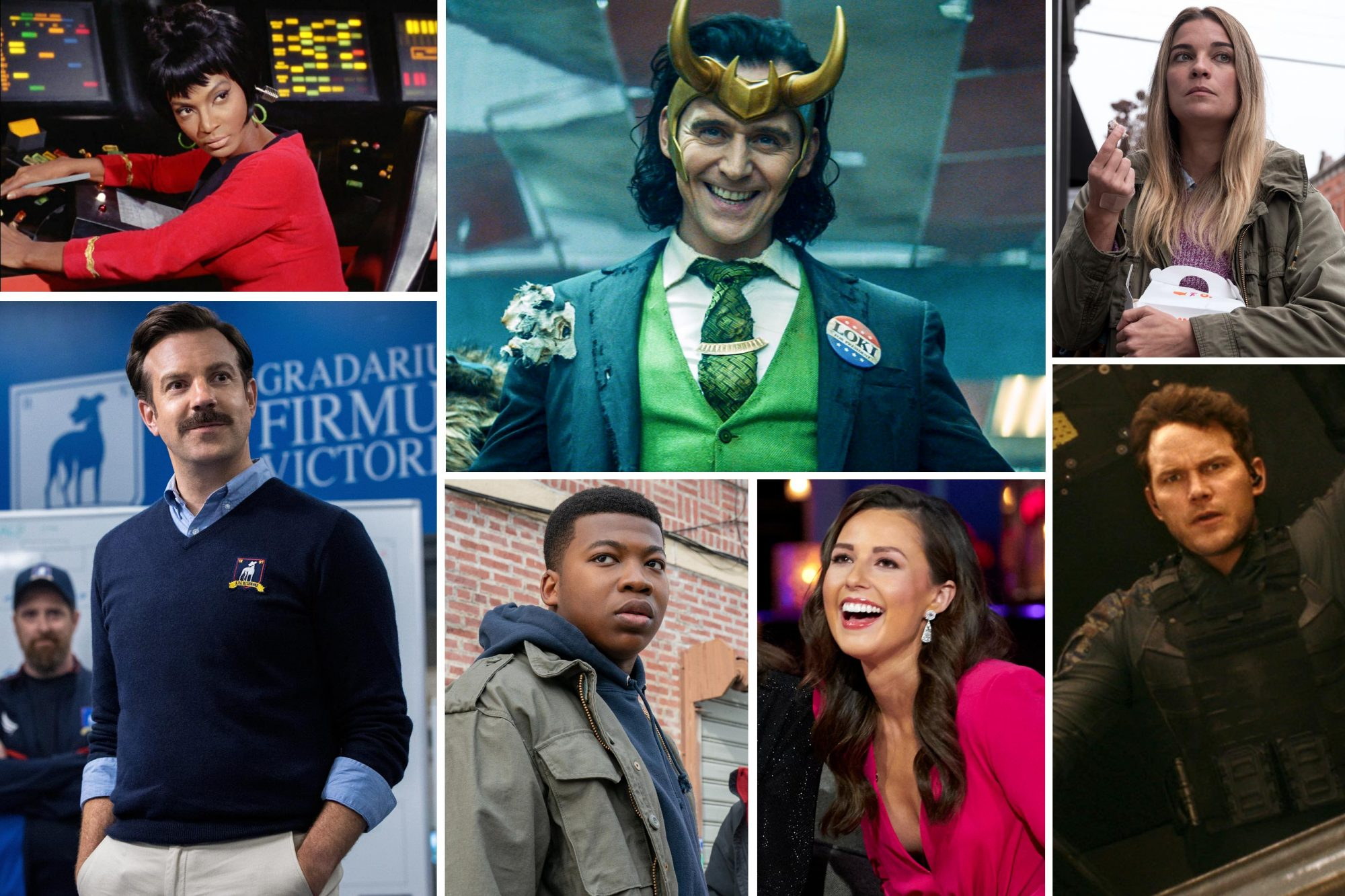 Summer TV Preview - Star Trek; Loki; Kevin Can F— Himself; The Tomorrow War; The Bachelorette; Power Book III Ted Lasso