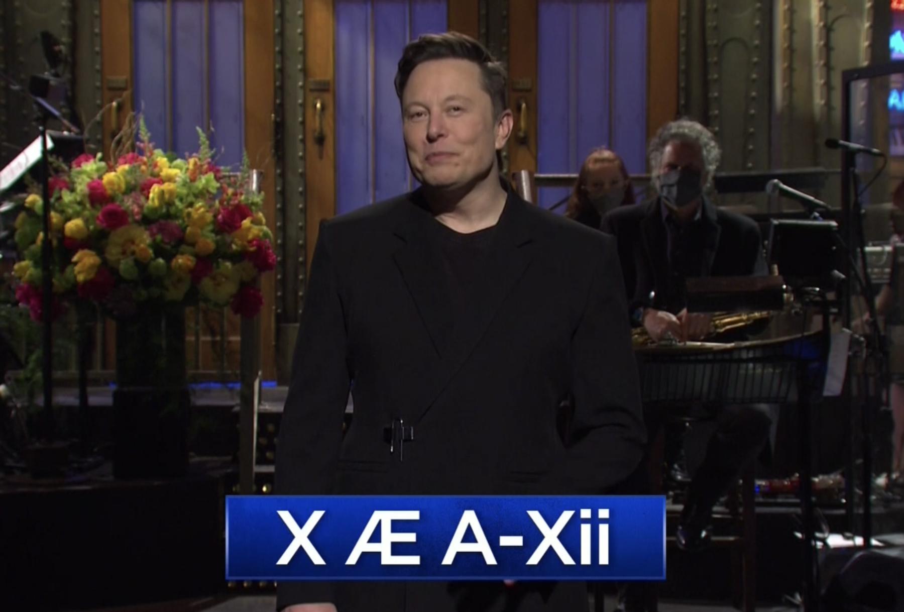 Elon Musk hosting 'SNL'