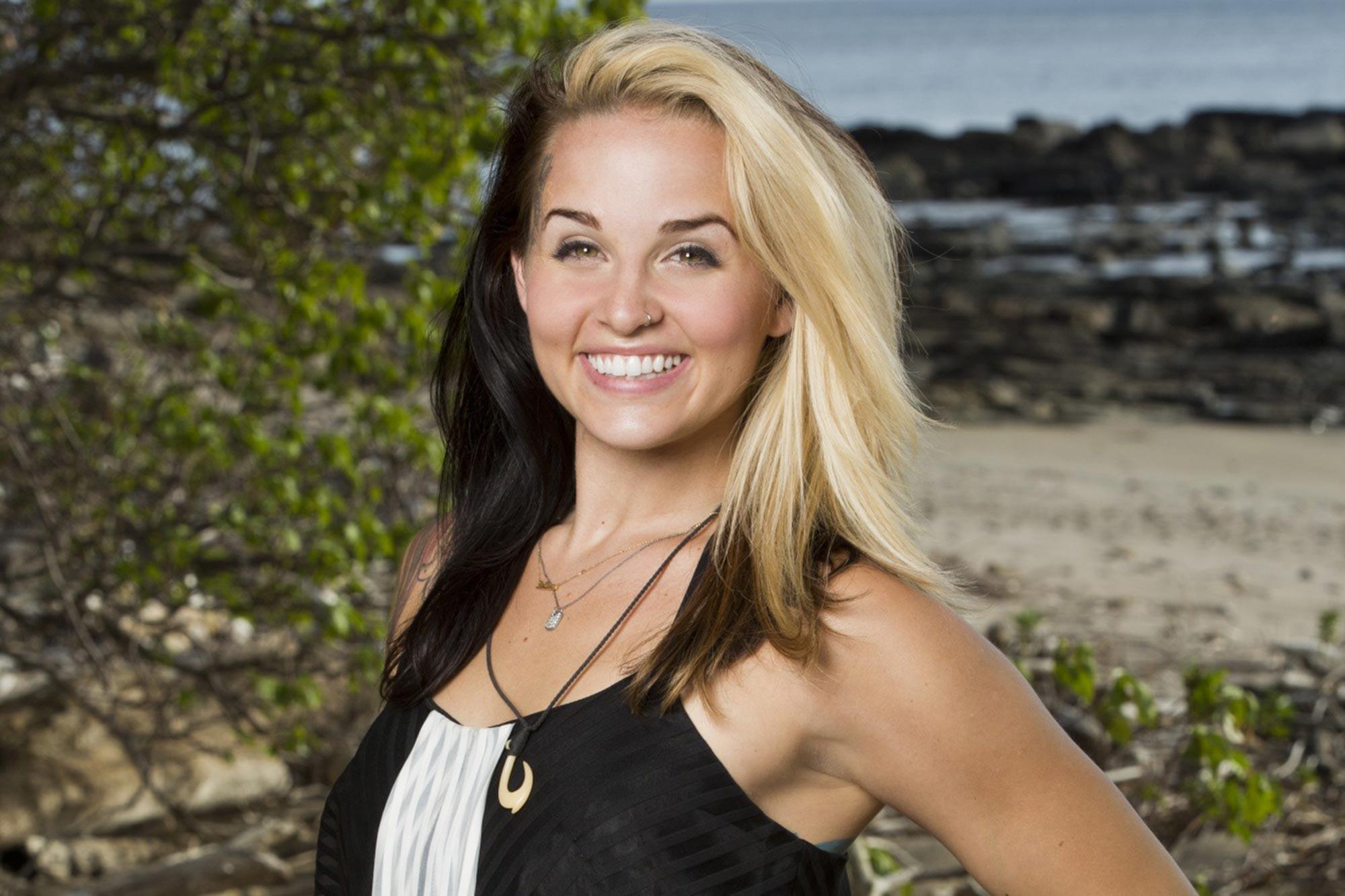 Survivor - Lindsey Cascaddan