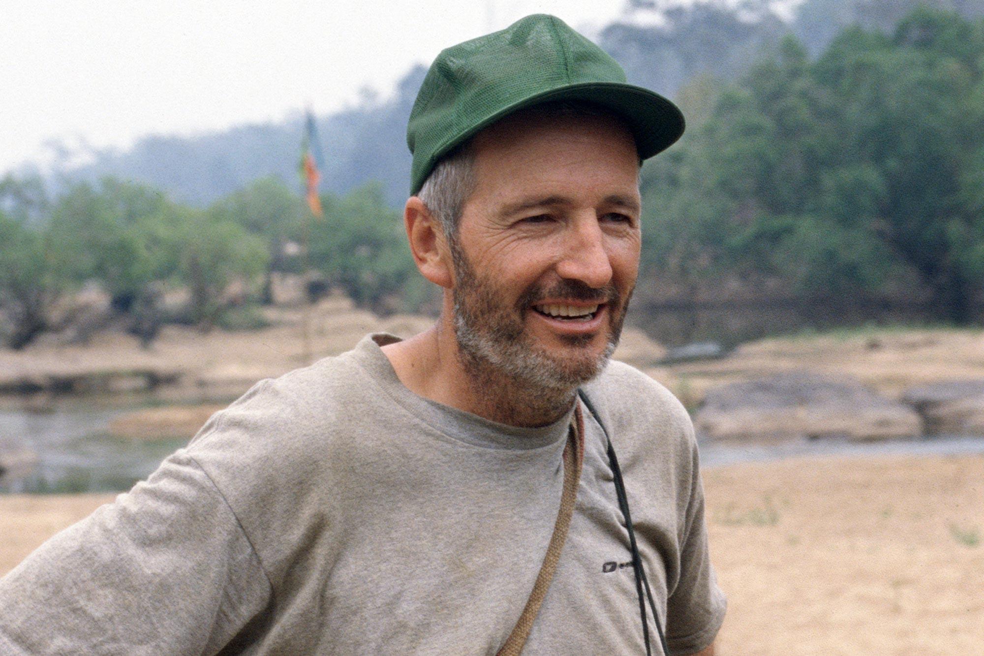 SURVIVOR: THE AUSTRALIAN OUTBACK Rodger Bingham