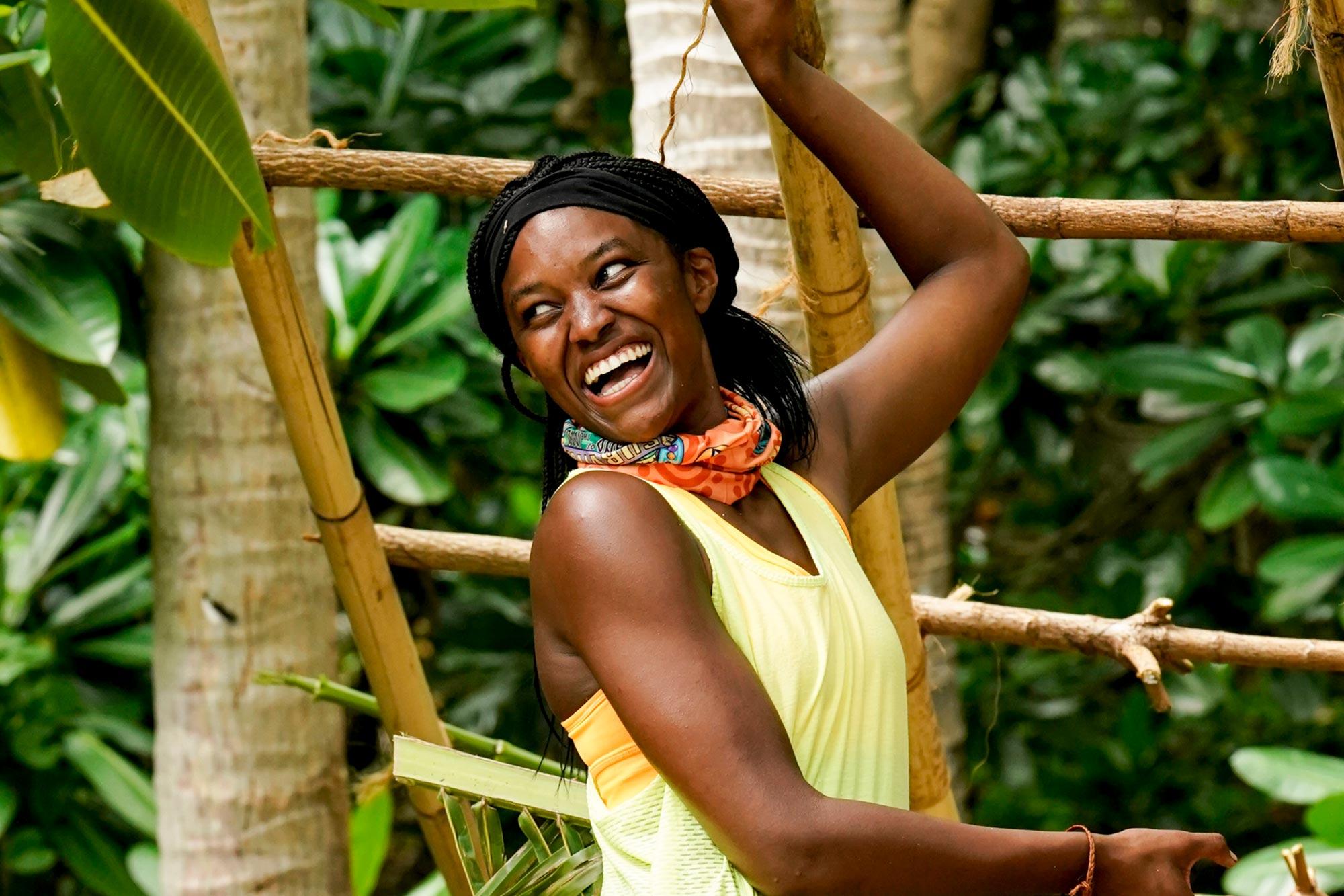 Missy Byrd (Survivor: Island of the Idols – season 39)