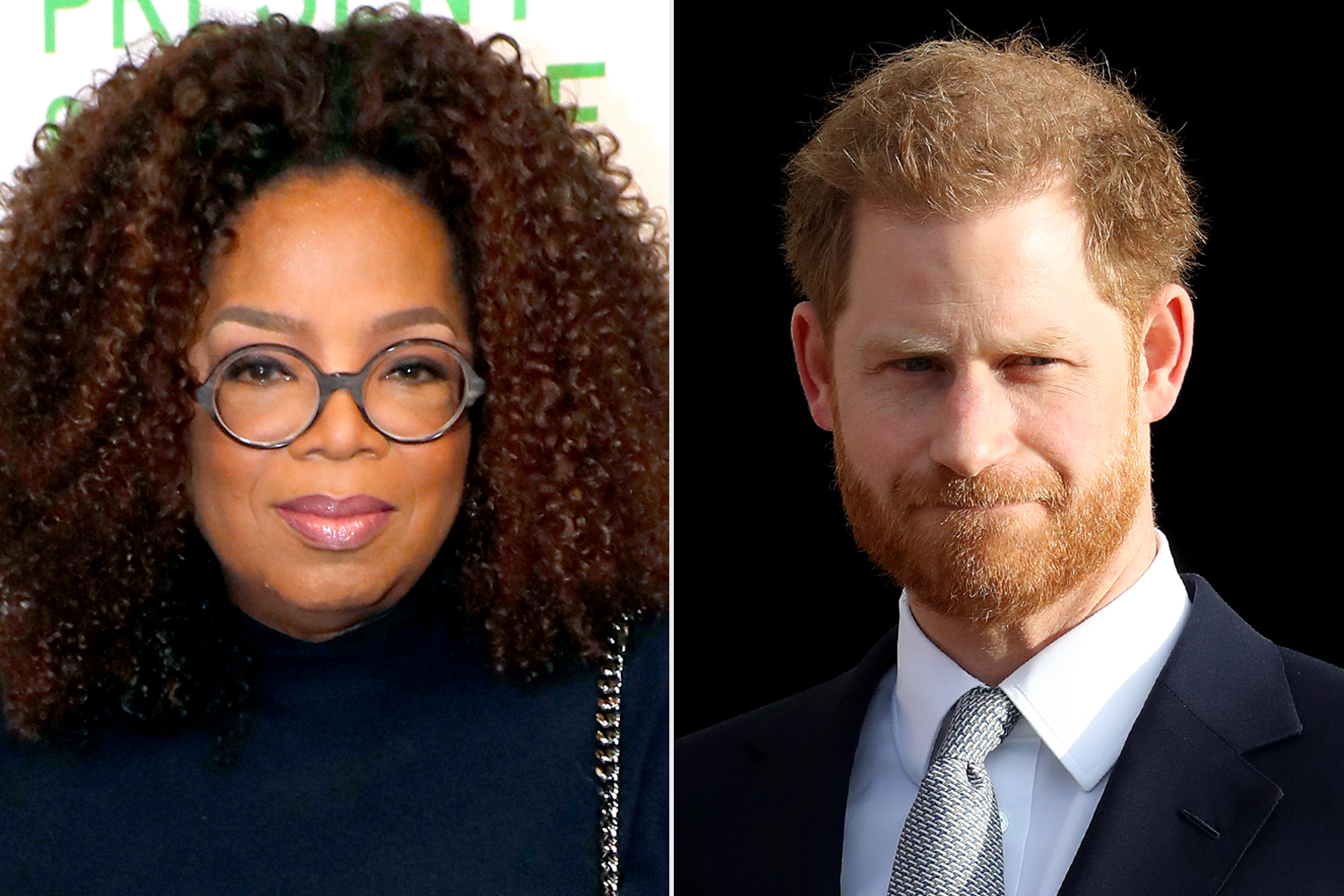 Oprah Winfrey; Prince Harry, Duke of Sussex