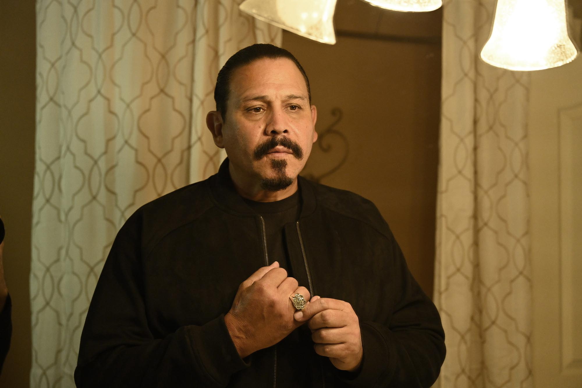 Emilio Rivera on 'Mayans M.C.'