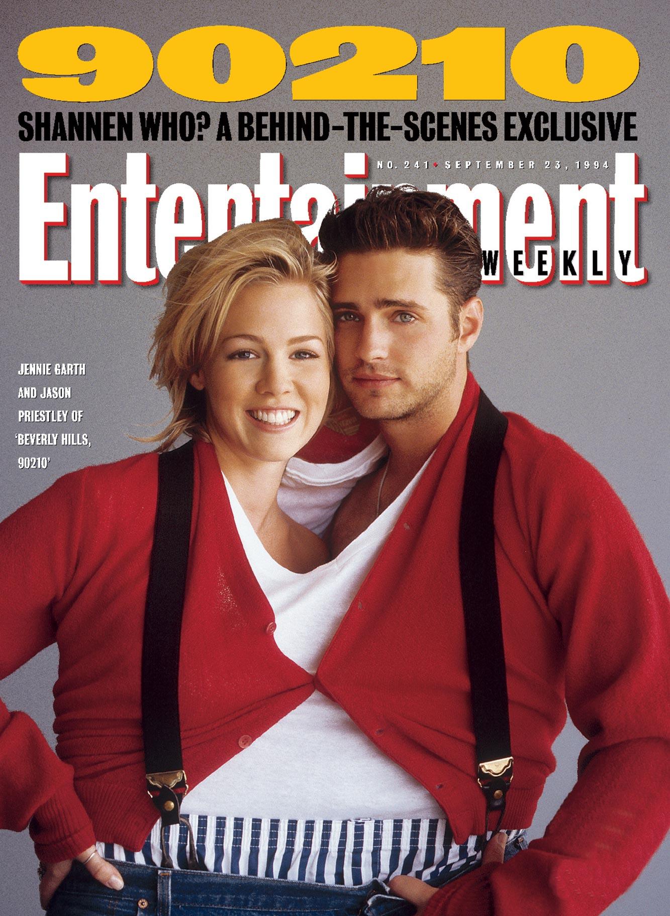 EW Teen TV covers