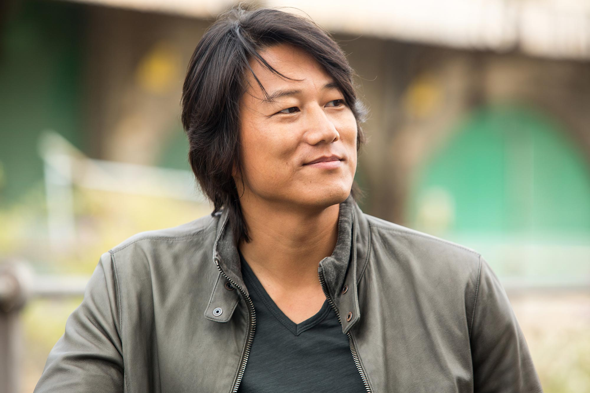 Sung Kang FAST and the Furious 6
