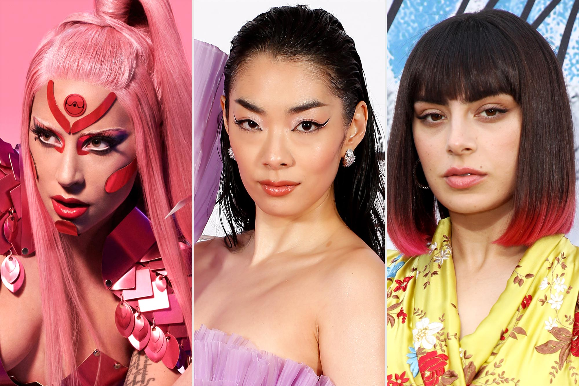 Lady Gaga; Rina Sawayama; Charli XCX