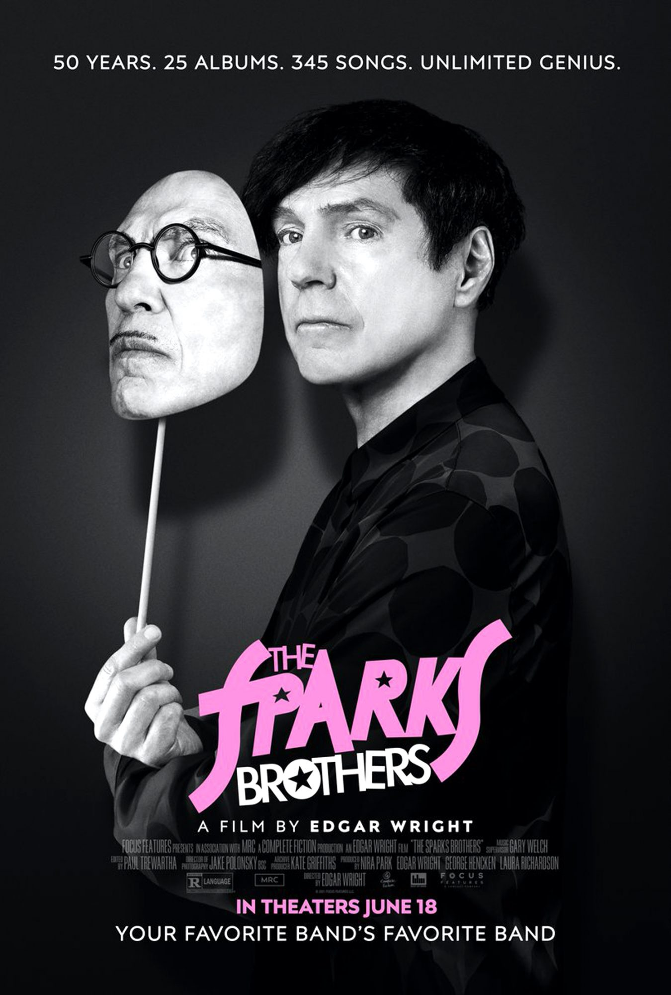Sparks Brothers Poster
