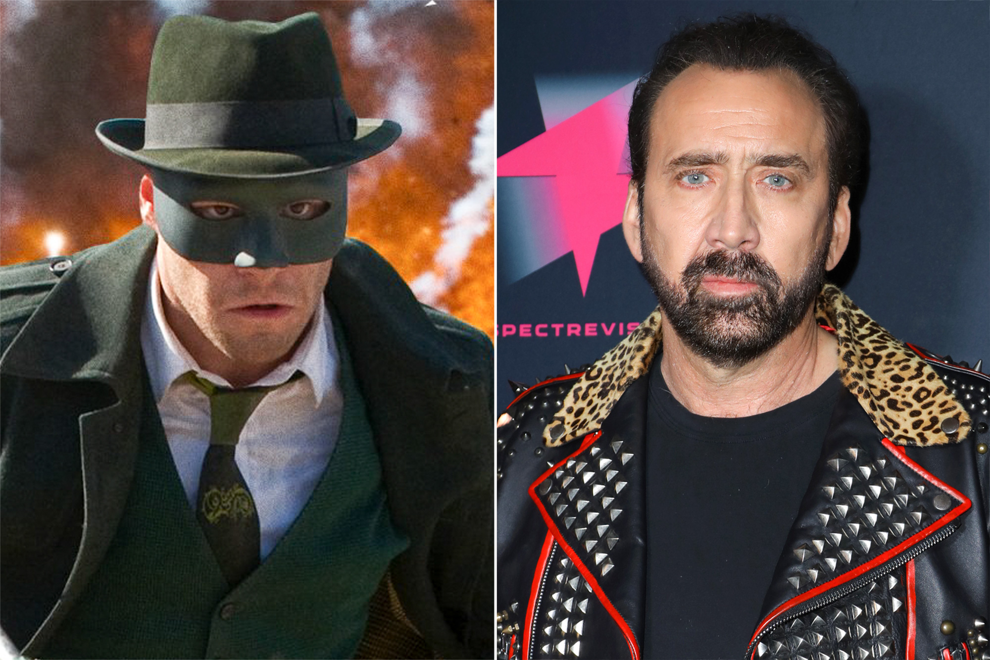 Green Hornet, Nicolas Cage