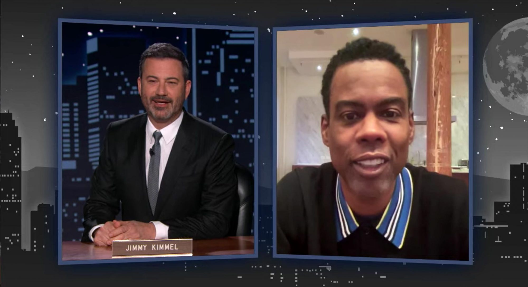 Chris Rock on His Dating Life, Not Hosting the Oscars & No One Recognizing Him During the Pandemic