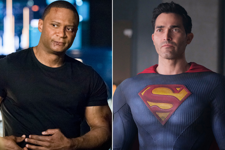 Arrow, Superman & Lois