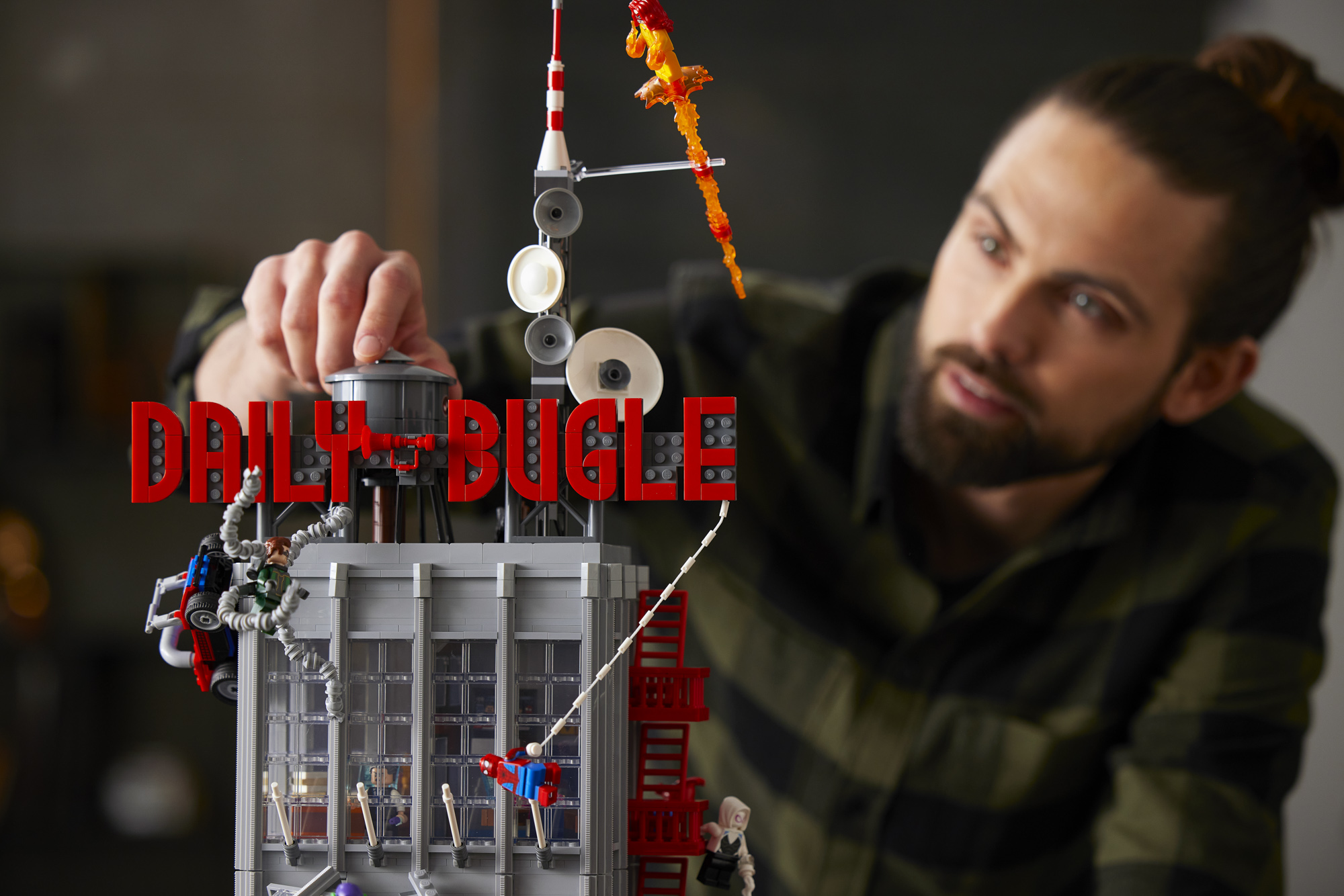 Spider-Man Legos