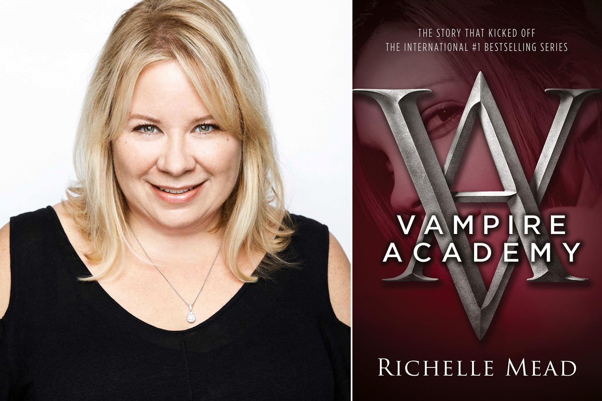 Julie Plec, Vampire Academy