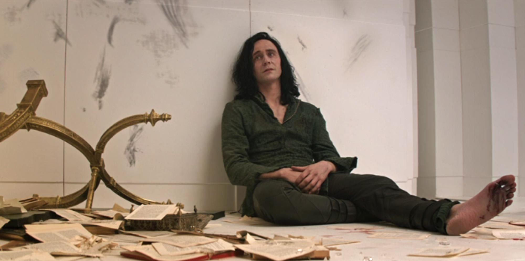 Thor: The Dark World Tom Hiddleston as Loki