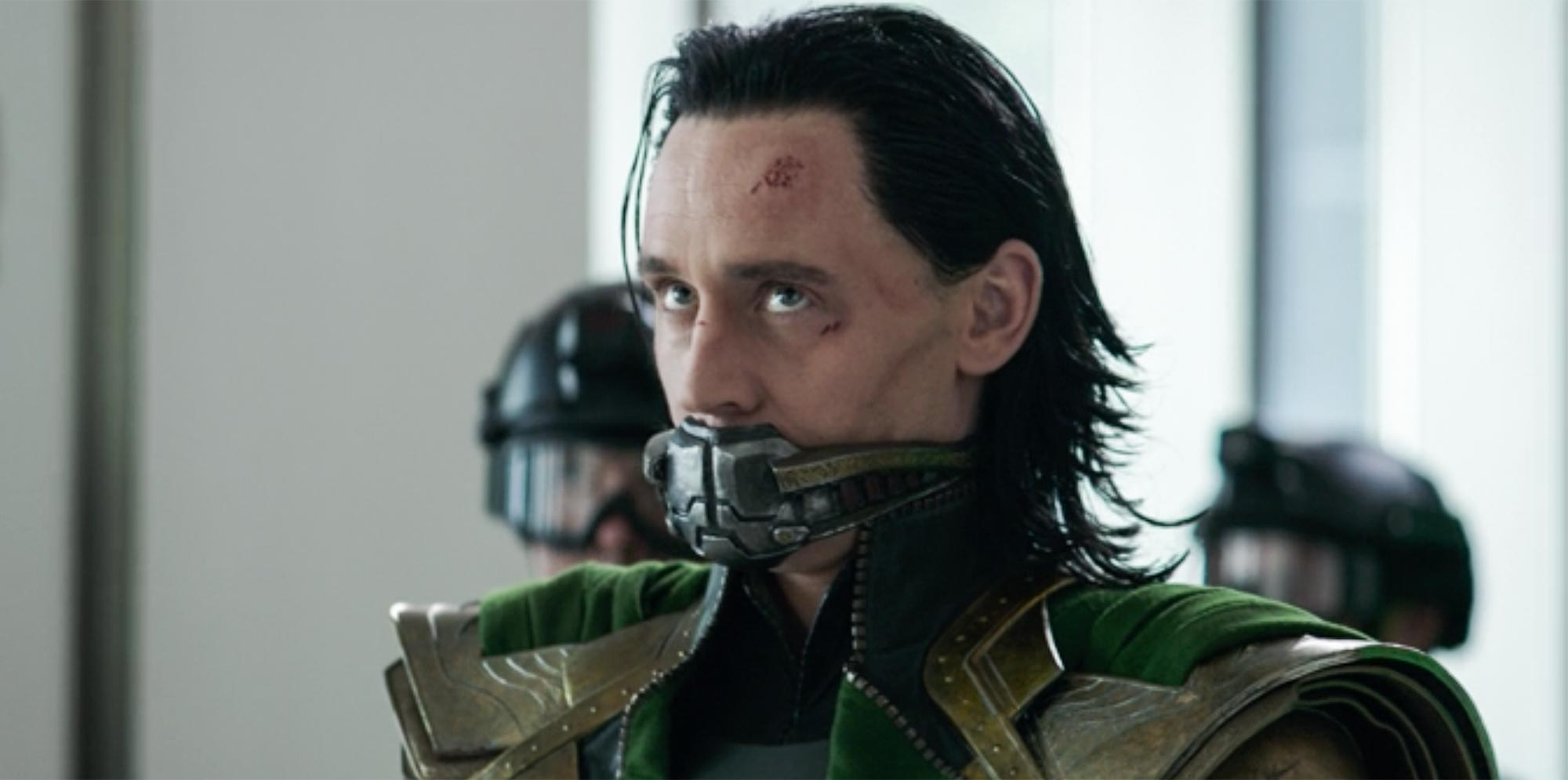 Avengers: Endgame: Tom Hiddleston as Loki