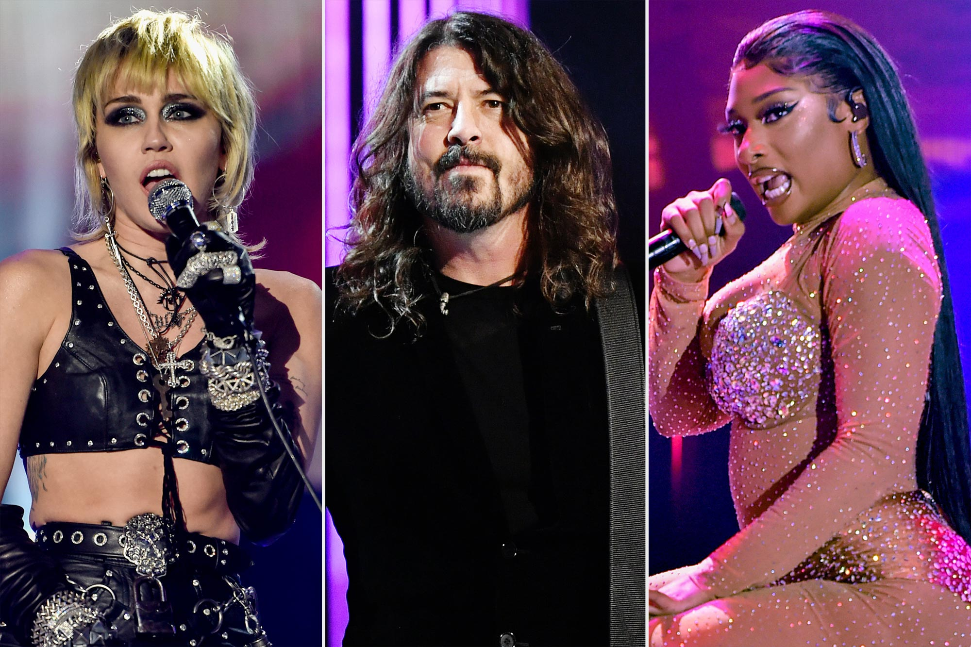 Lollapalooza - Miley Cyrus, Foo Fighters, and Megan Thee Stallion