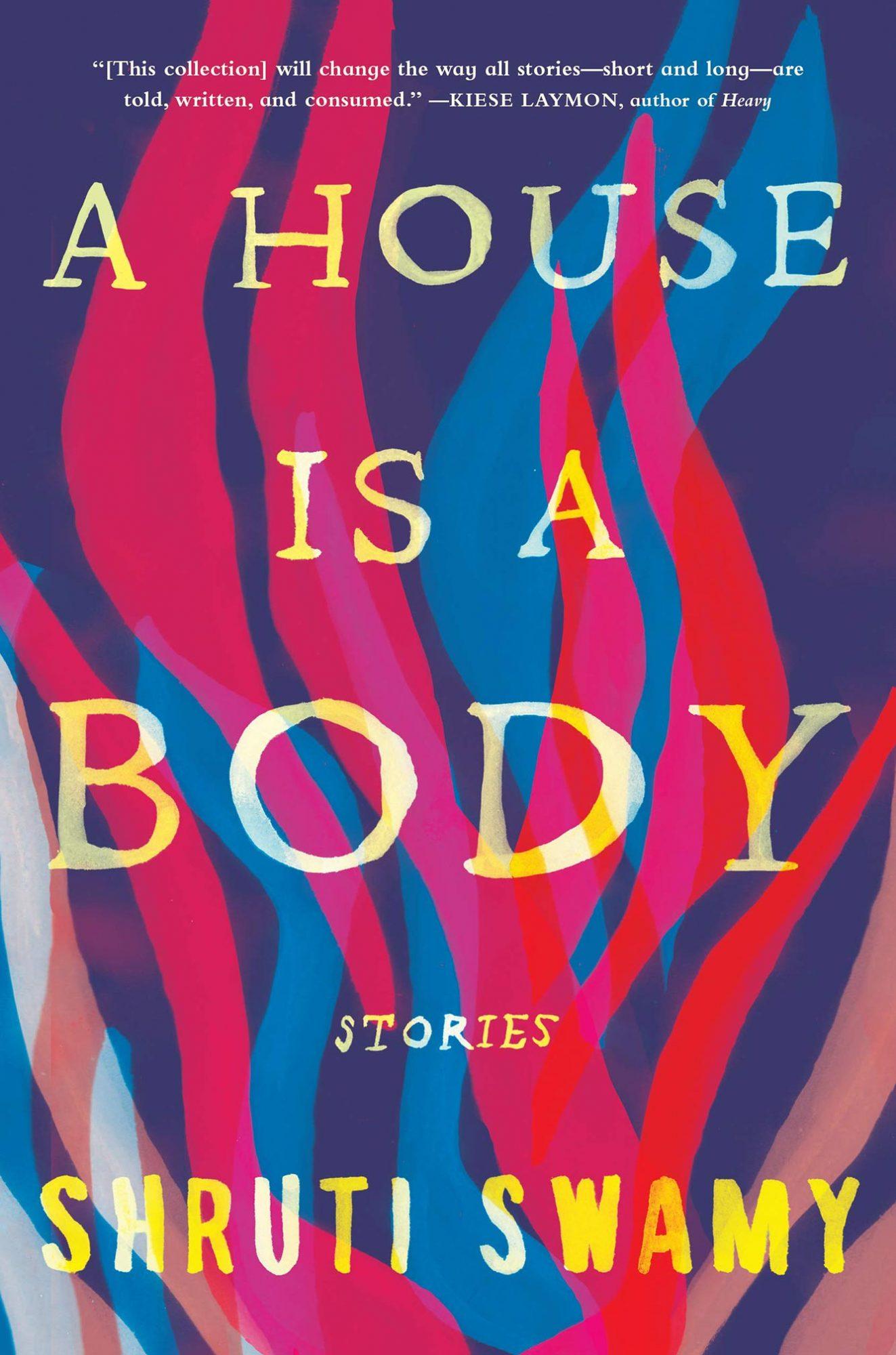 AAPI Books A House Is a Body