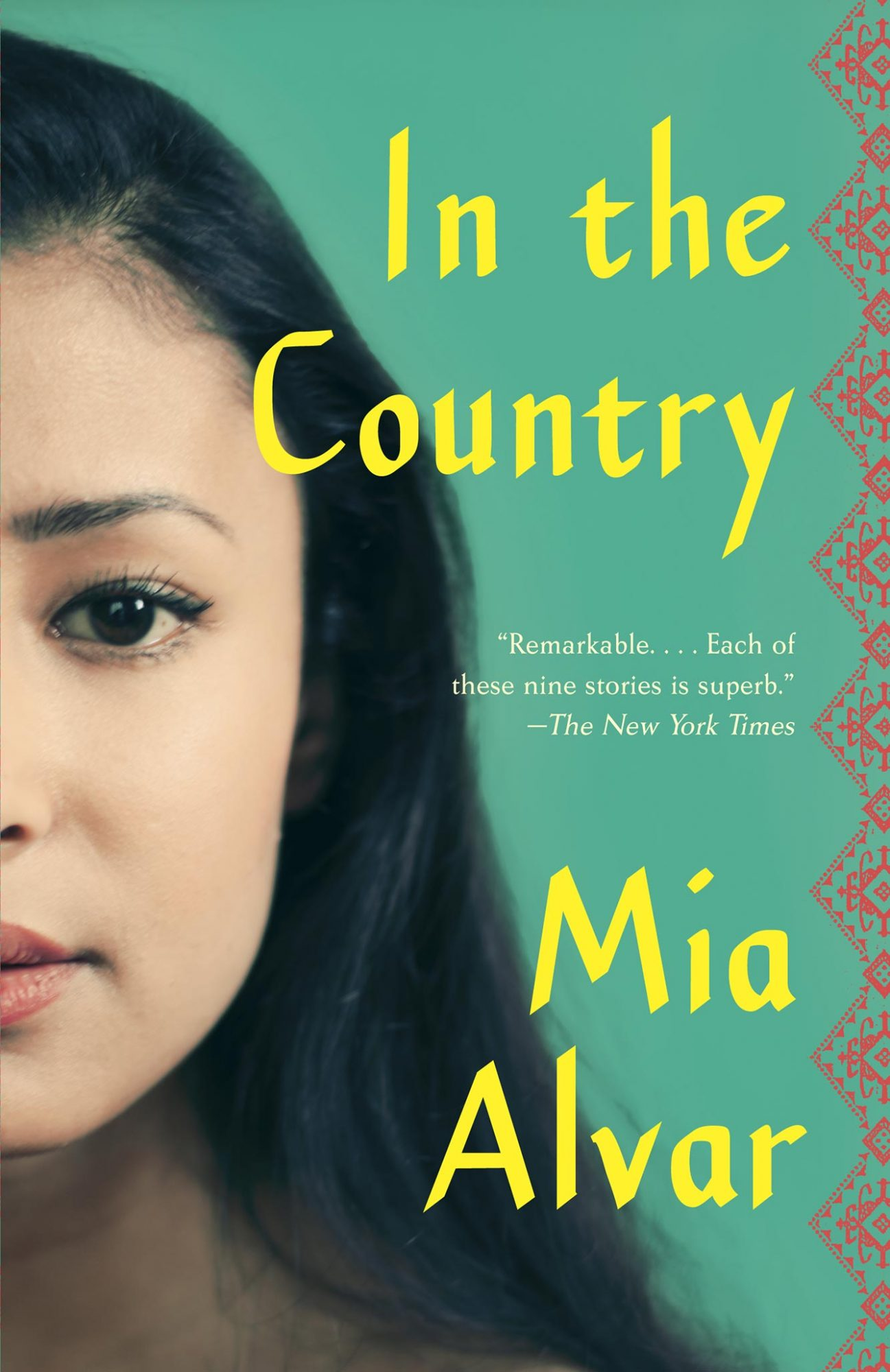 AAPI Books In the Country by Mia Alvar