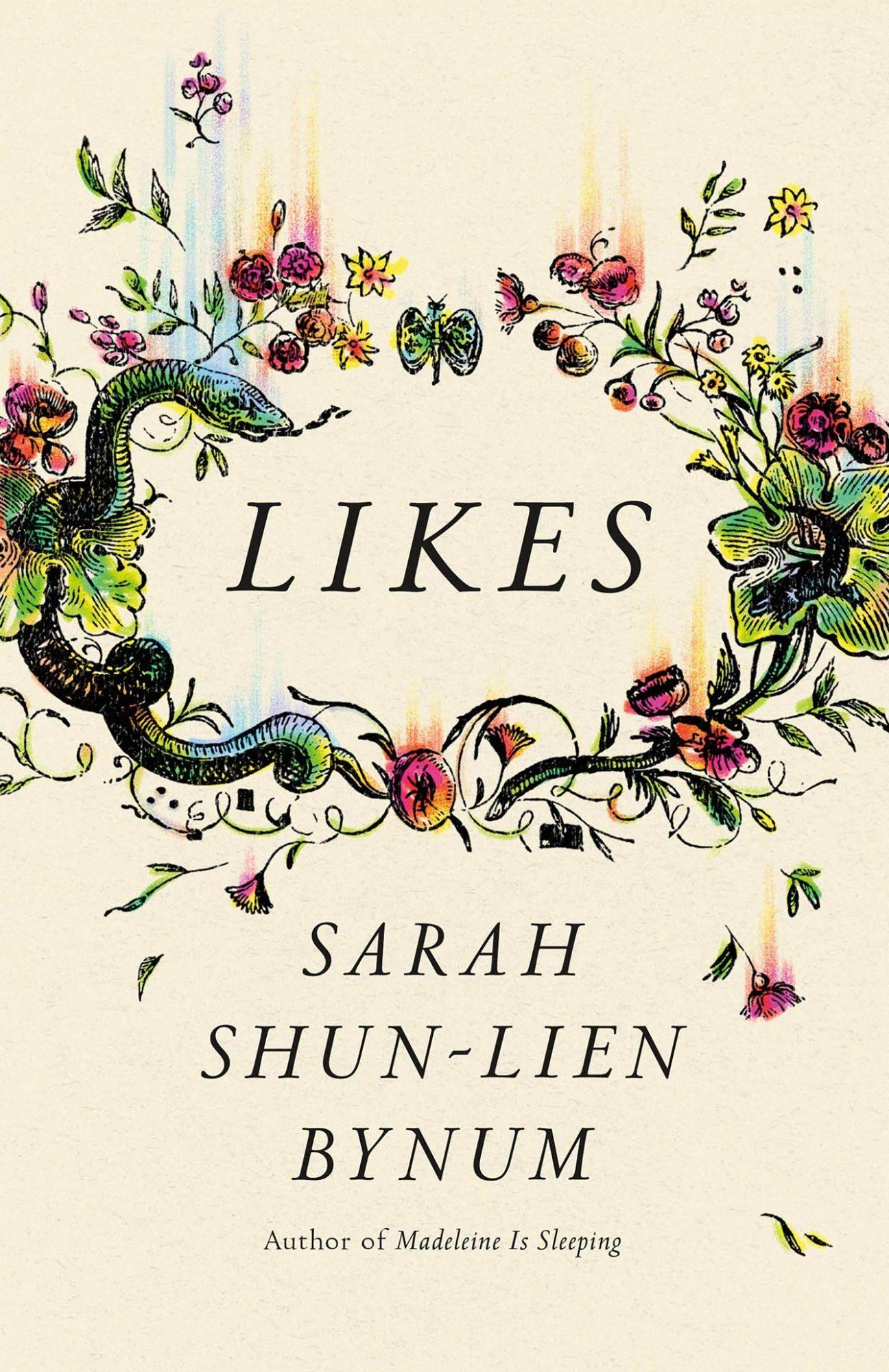 AAPI Books Likes by Sarah Shun-lien Bynum