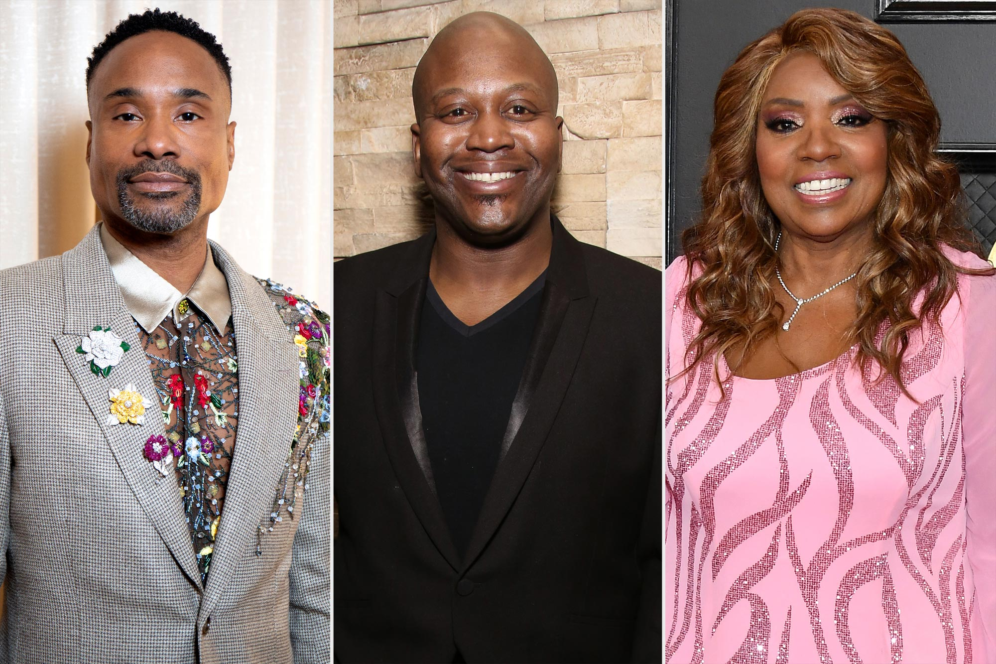 Red Hot and Free Billy Porter, Tituss Burgess, Gloria Gaynor