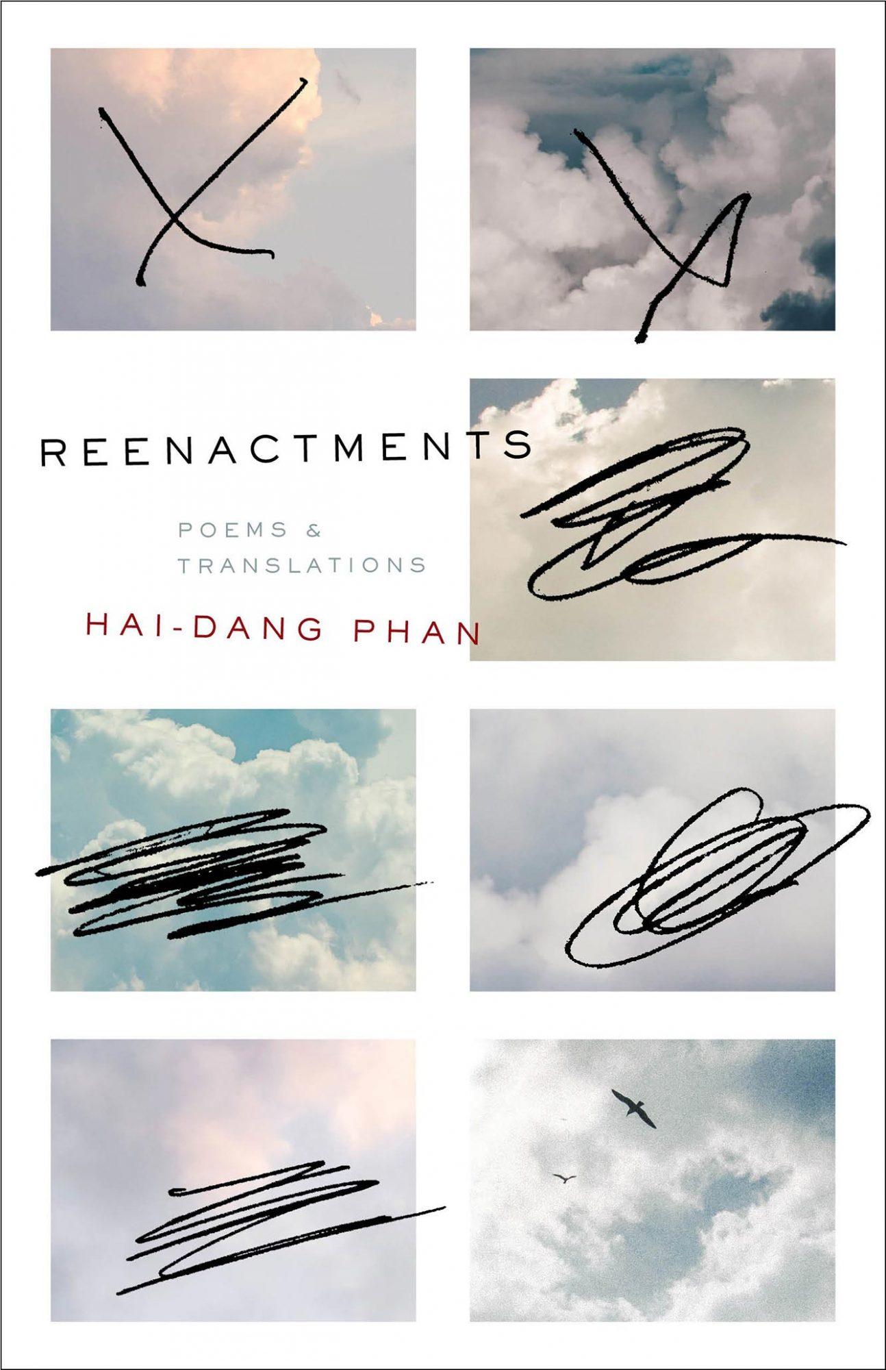 AAPI Books Reenactments: Poems & Translations, by Hai-Dang Phan