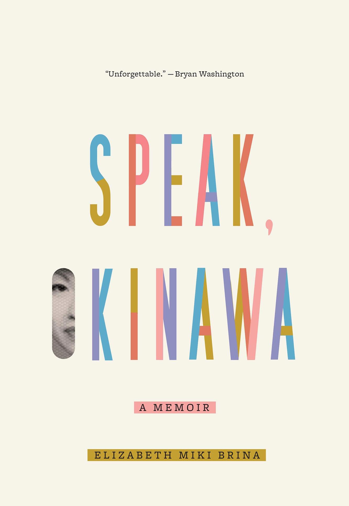 AAPI Books Speak, Okinawa by Elizabeth Miki Brina