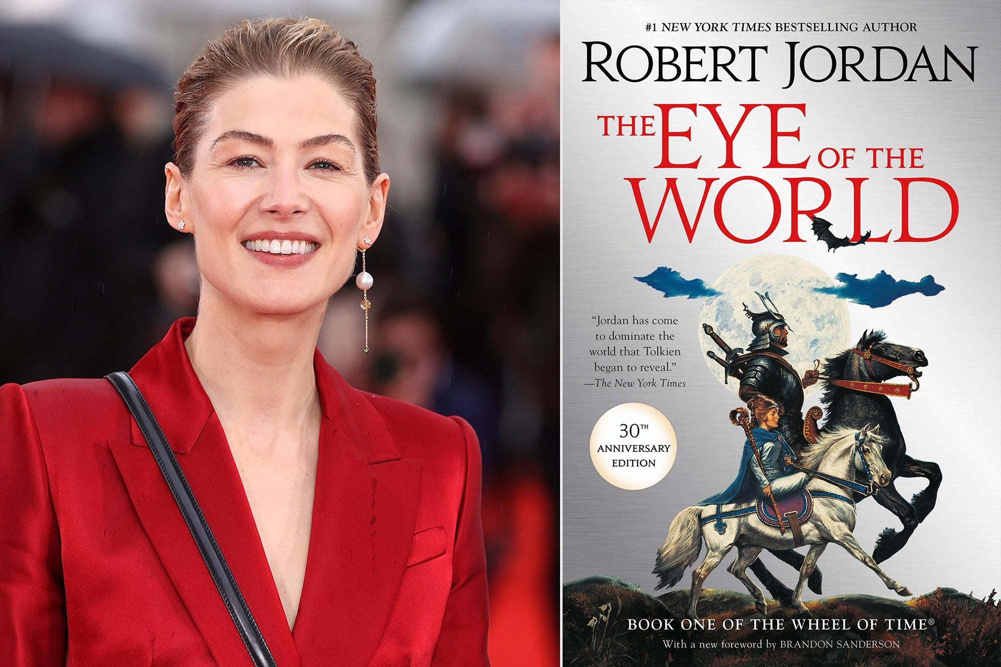 Rosamund Pike; The Wheel of Time