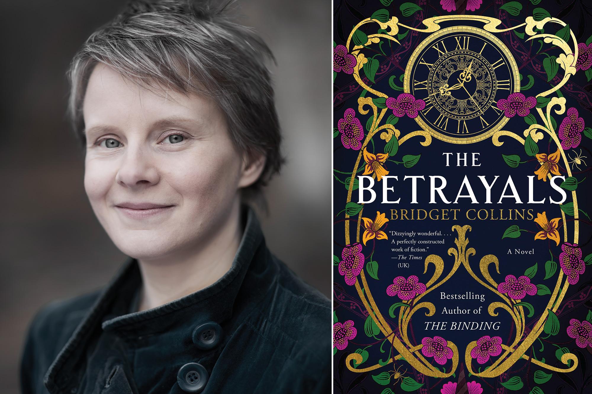 Bridget Collins , The Betrayals