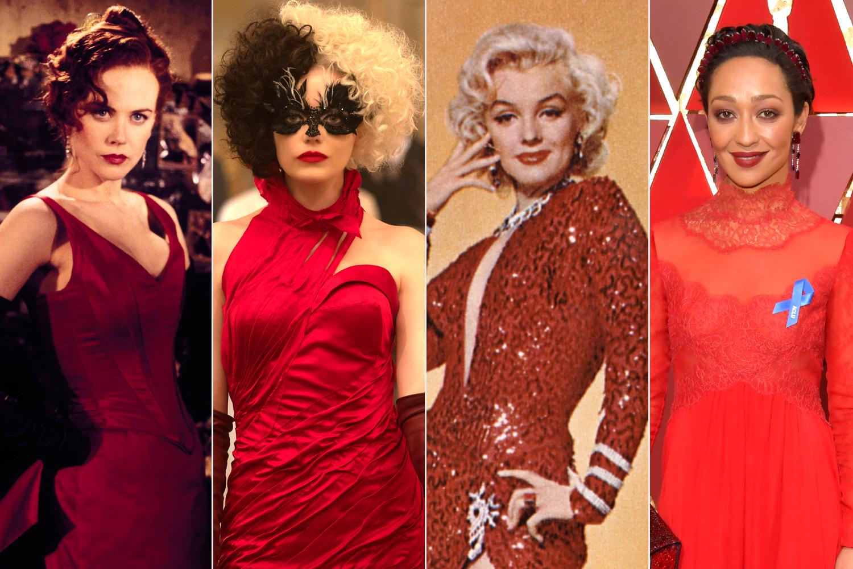 Nicole Kidman; Emma Stone; Marilyn Monroe; Ruth Negga