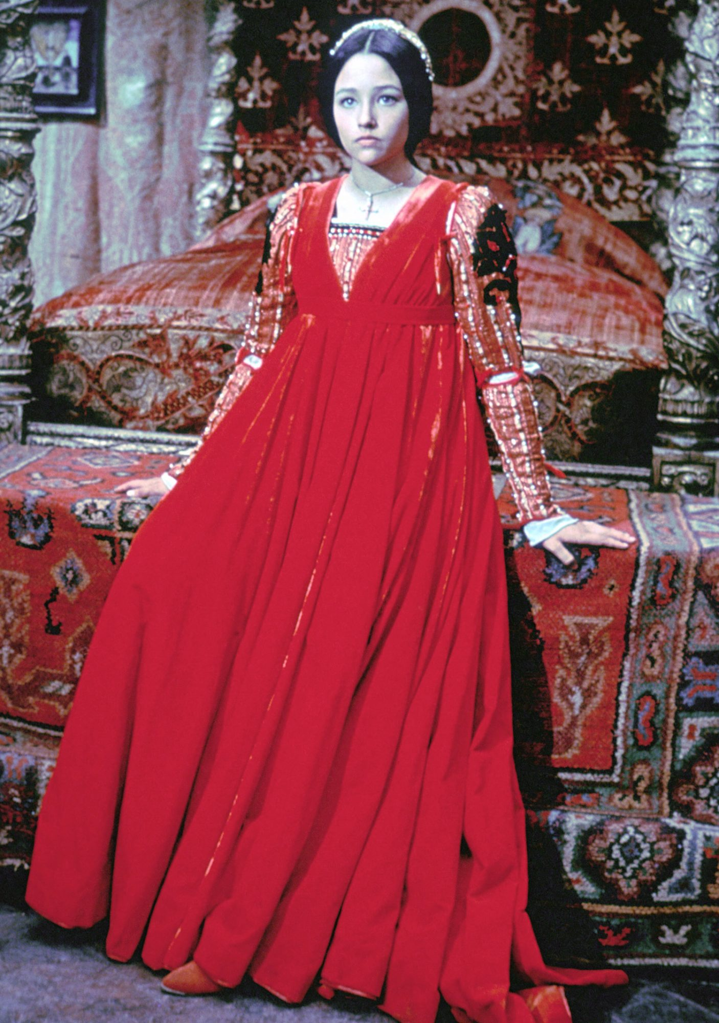 ROMEO AND JULIET, Olivia Hussey, 1968