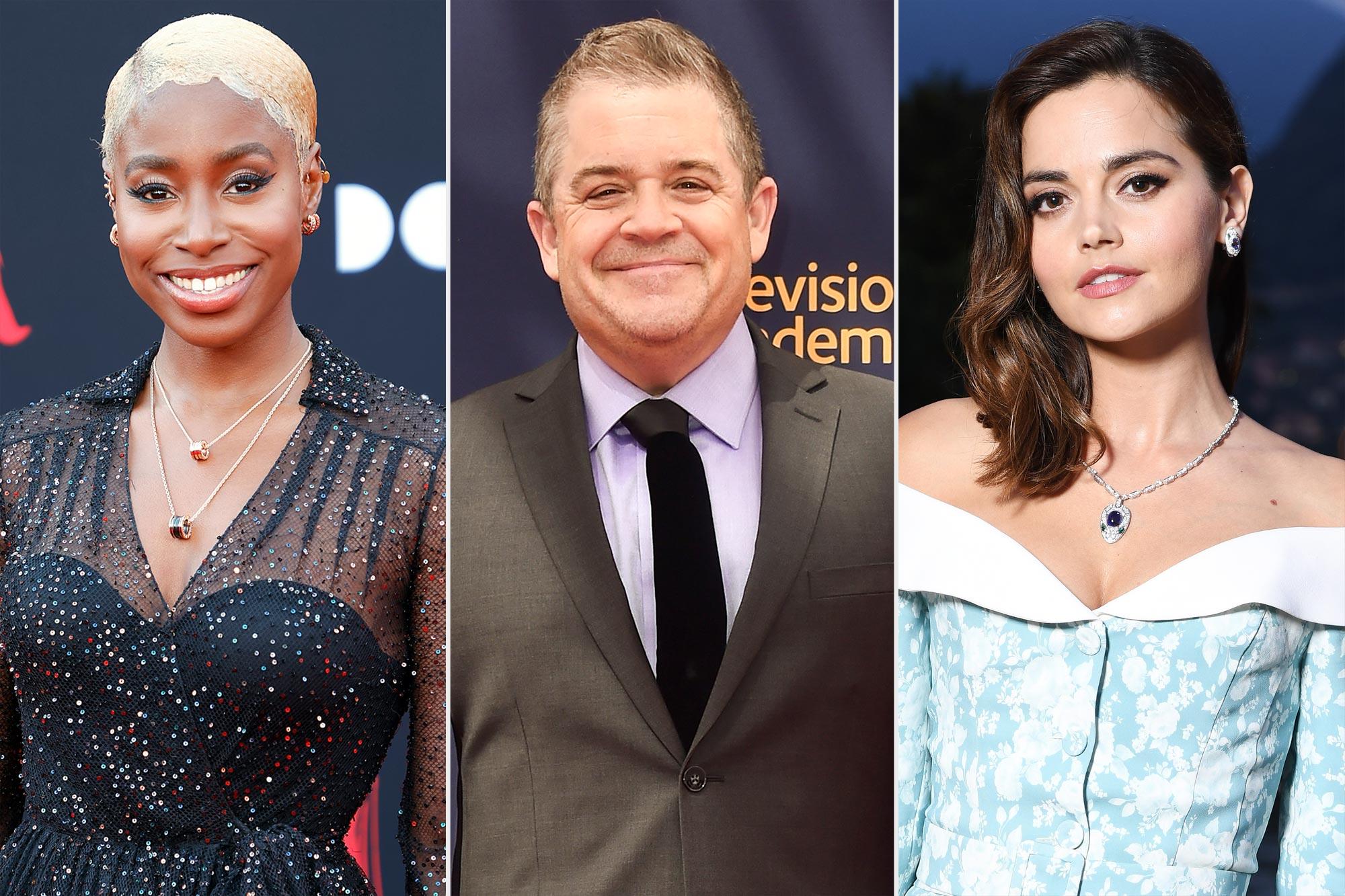 Sandman casting- Kirby Howell-Baptiste, Patton Oswalt, Jenna Coleman