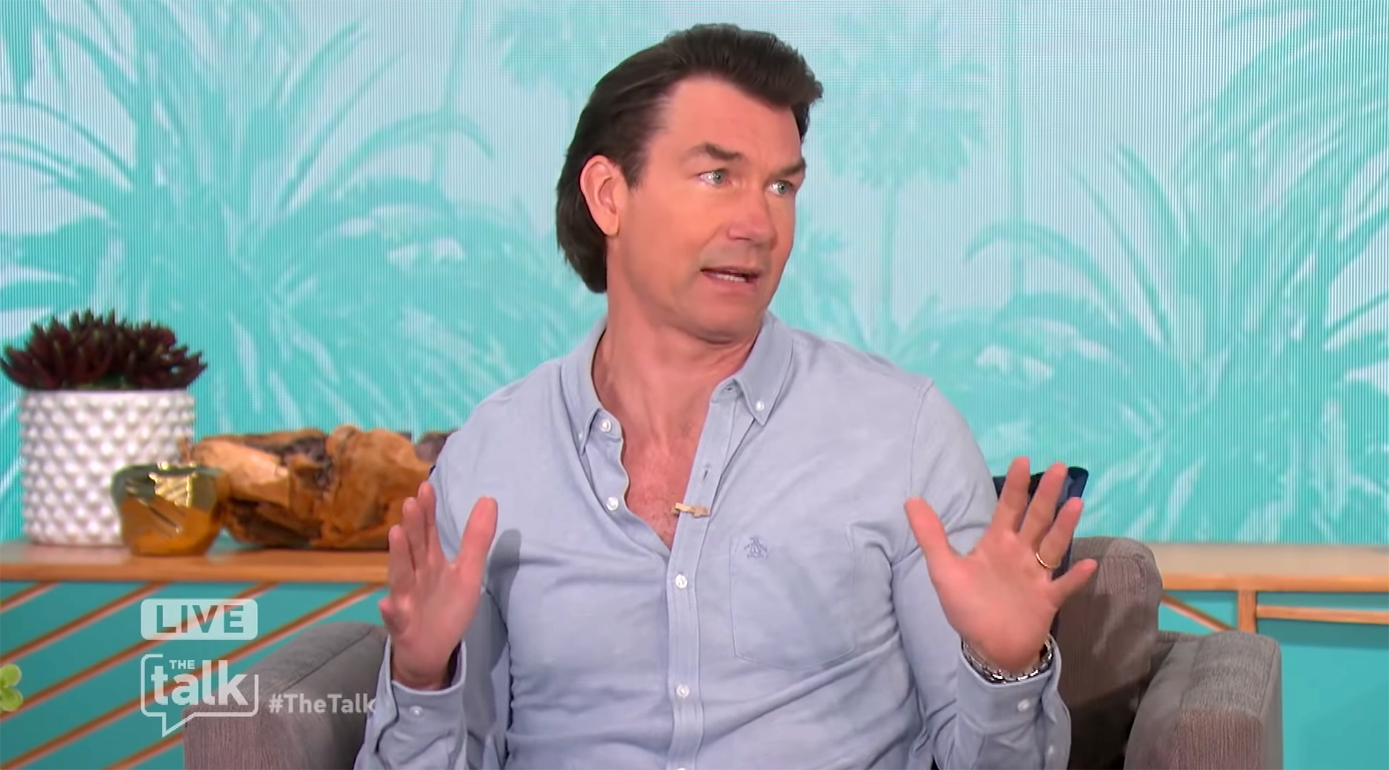 The Talk - Jerry O'Connell on Wil Wheaton's Pain During 'Stand By Me'