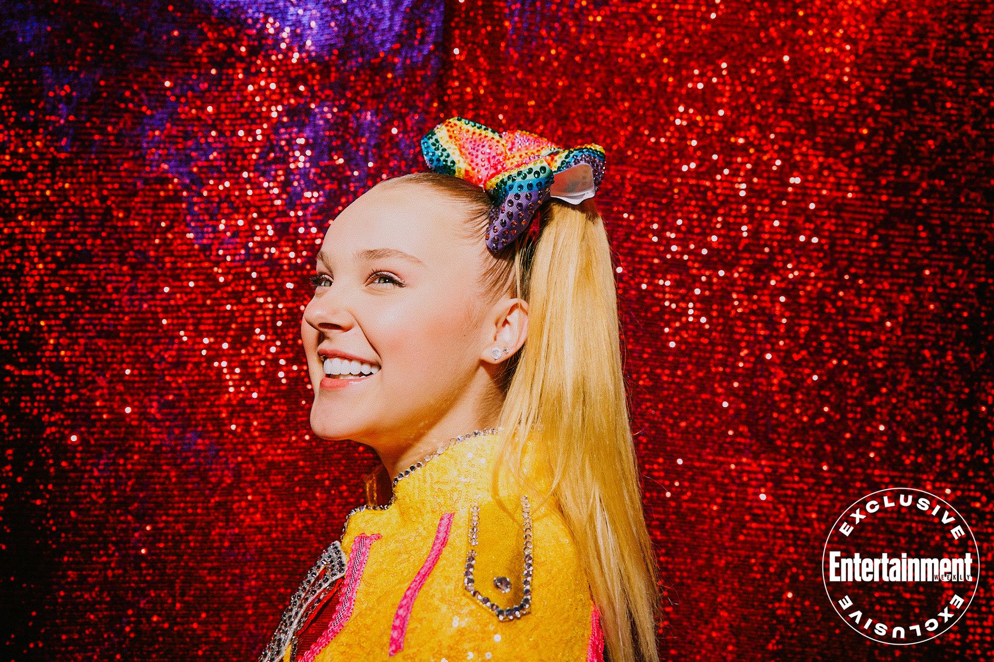 Jojo Siwa digital Pride cover