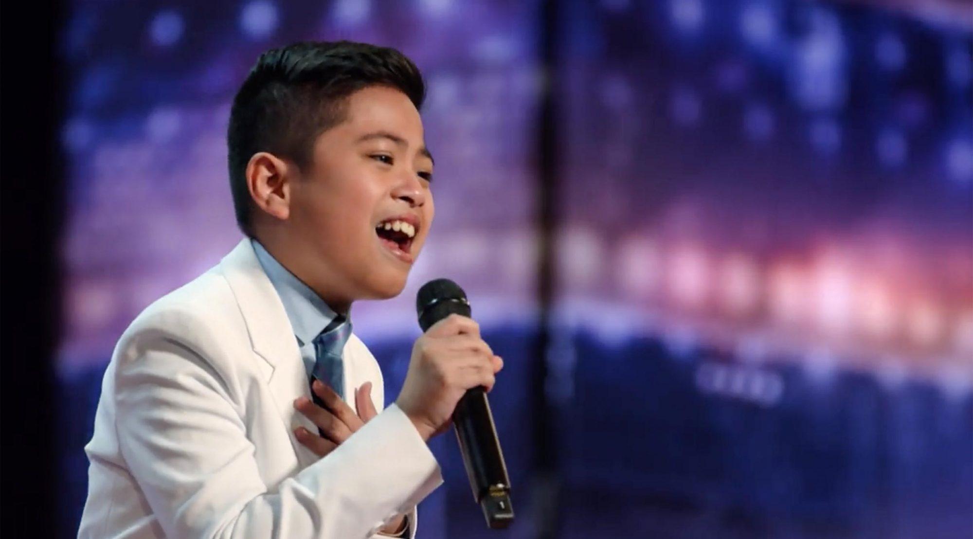 America's Got Talent Peter Rosalita