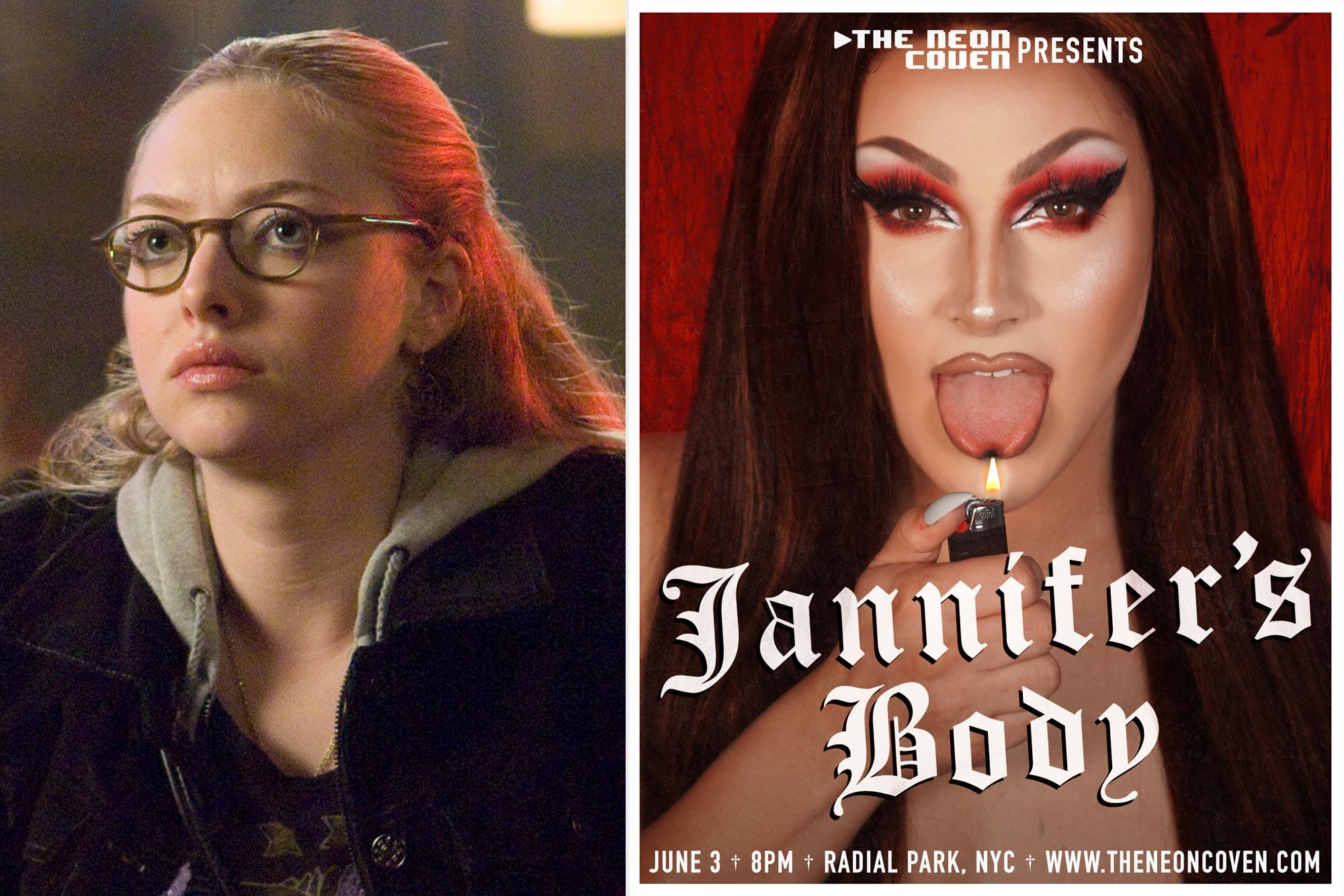 Jennifer's Body; Jannifer's Body