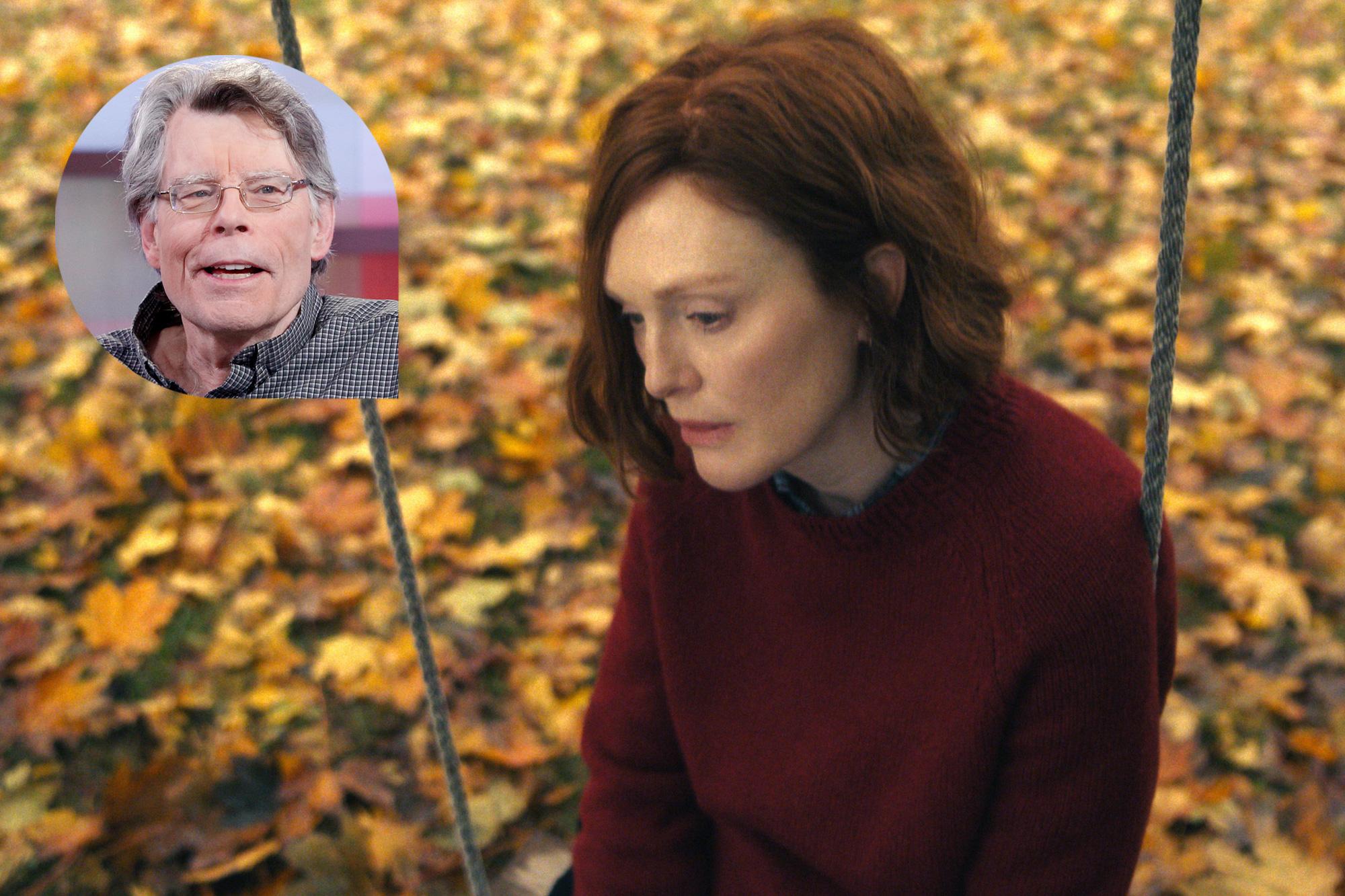 Lisey's Story, Stephen King