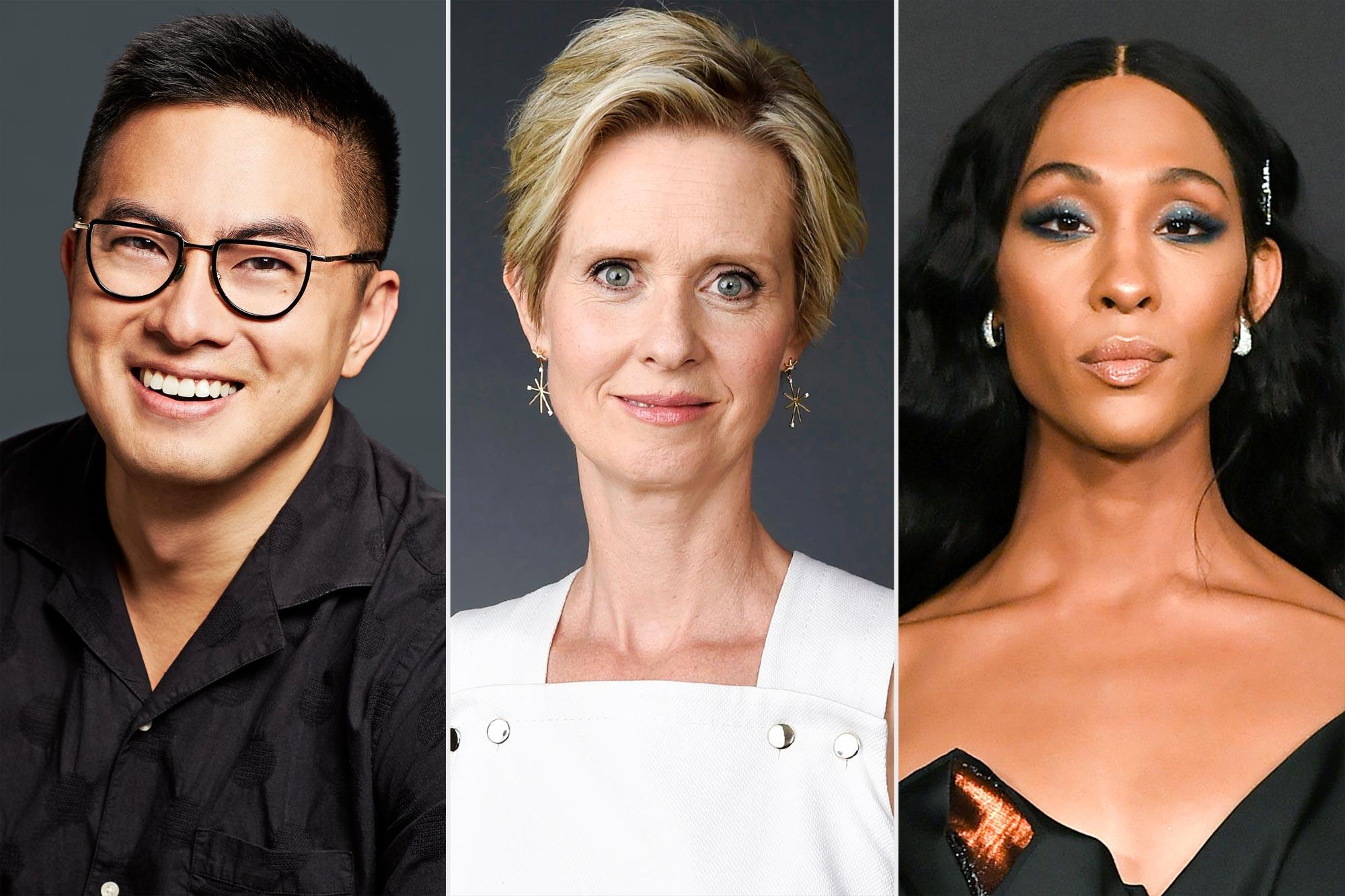 Bowen Yang; Cynthia Nixon; Mj Rodriguez