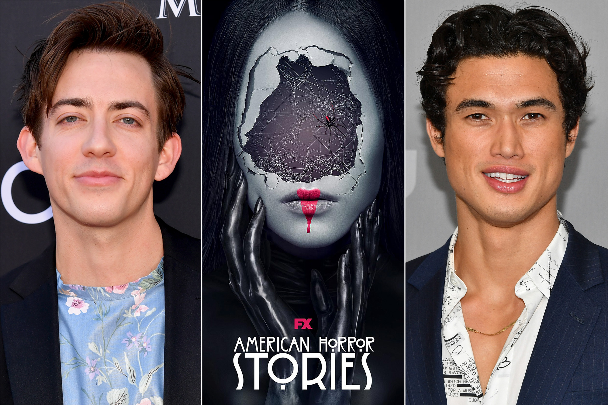 American Horror Stories scares up Kevin McHale, Charles Melton, more |  EW.com