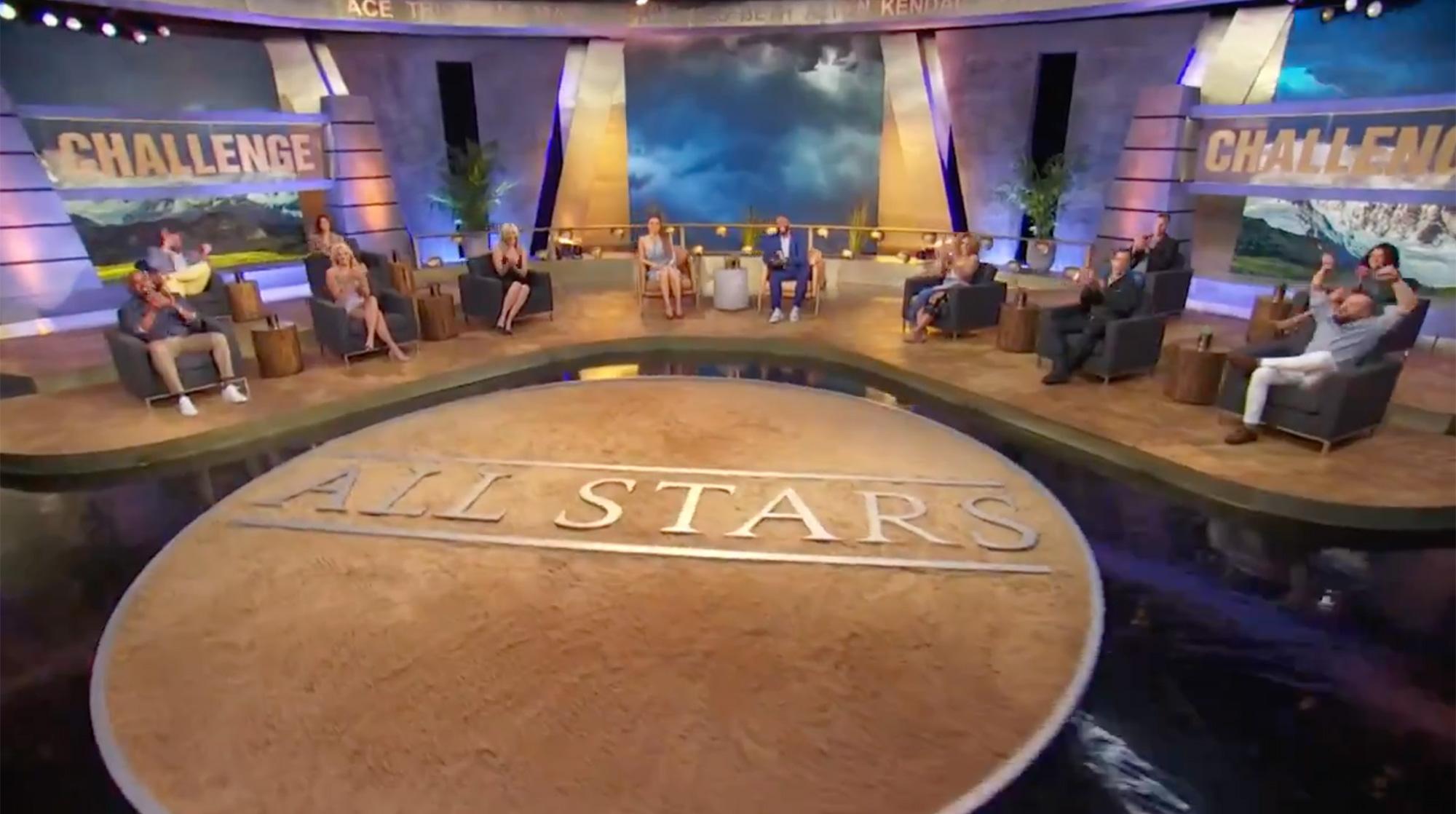 The Challenge: All Stars Reunion