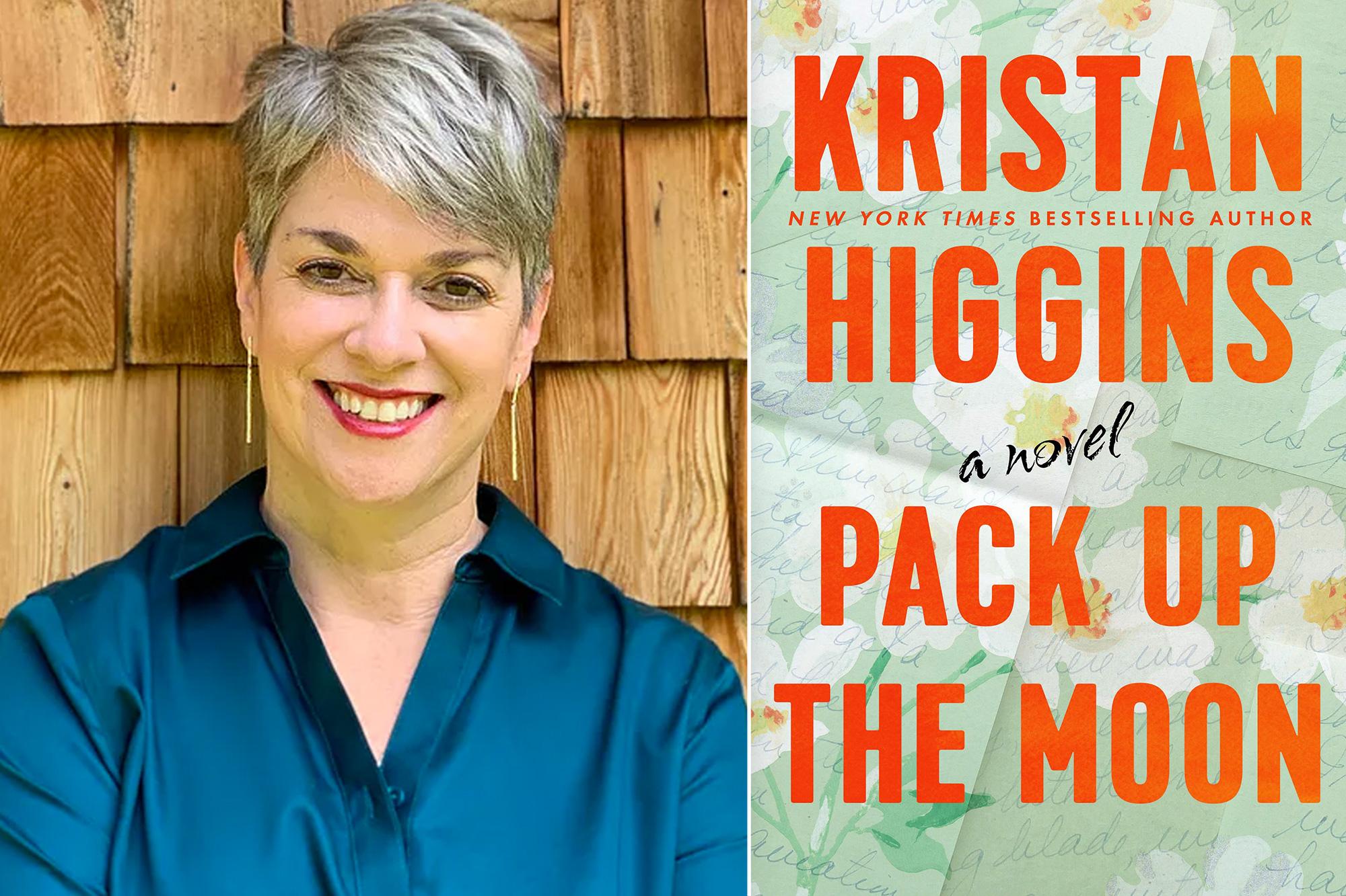 Kristan Higgins, Pack Up The Moon