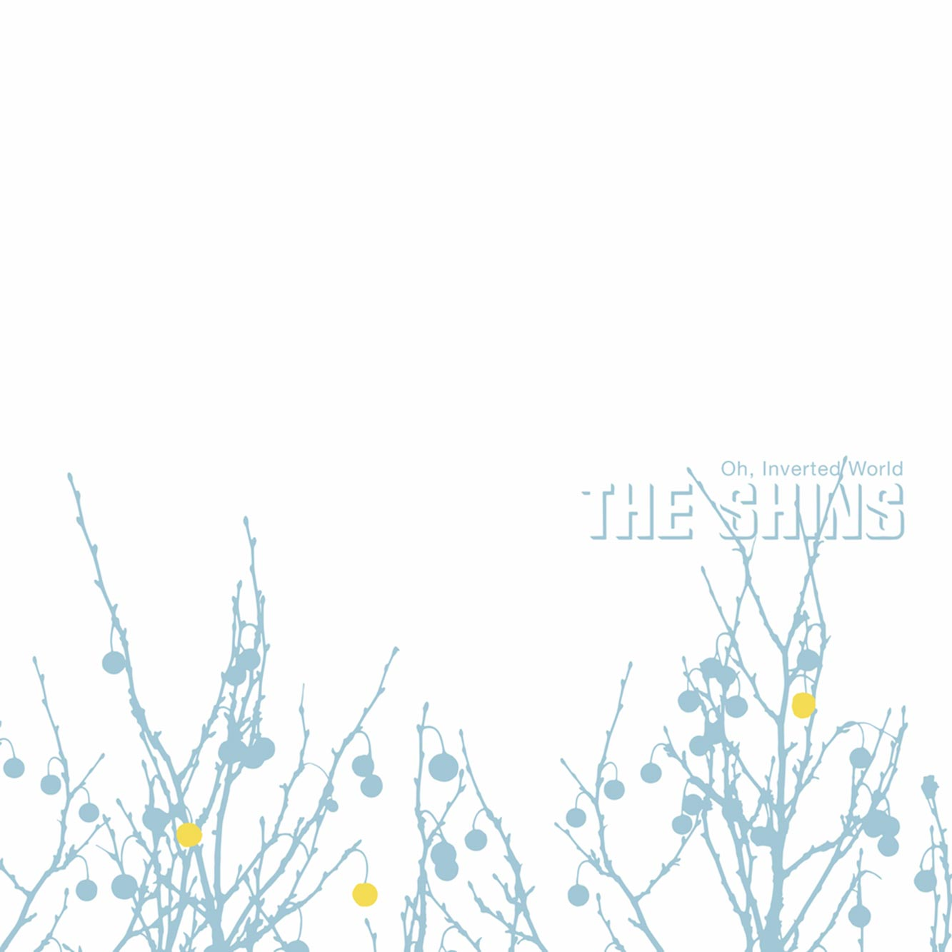 Oh, Inverted World by The Shins 20th Anniversary remaster