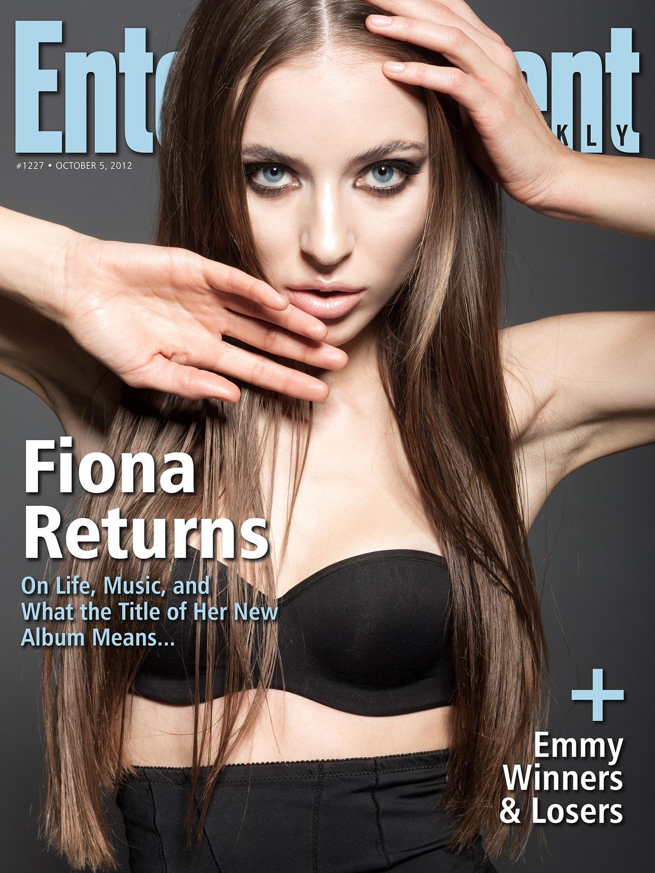 Hacks fake EW covers