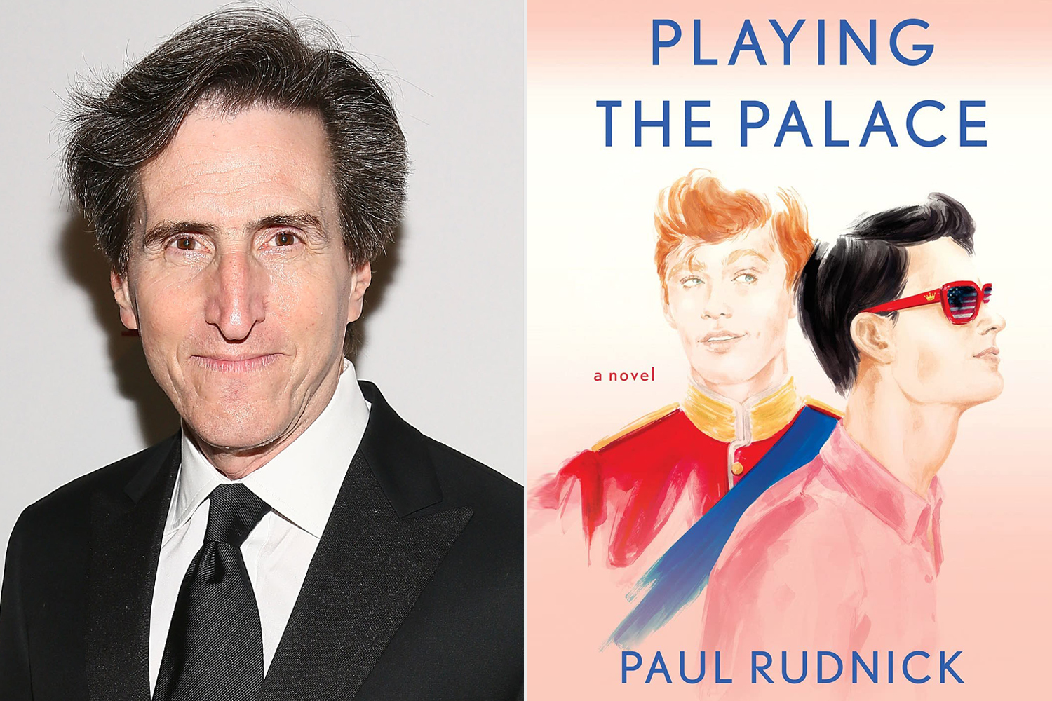 Paul Rudnick; Playing the Palace by Paul Rudnick