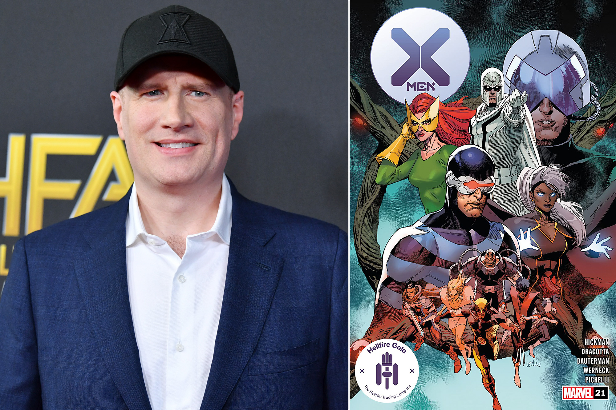 Kevin Feige, X-Men